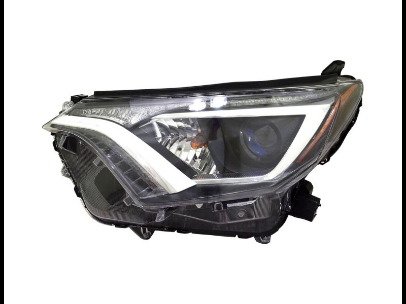 Toyota Rav4 Headlight assembly Replacement