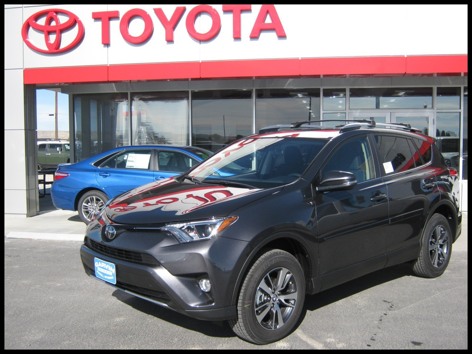 Hot New 2018 toyota Rav4 Xle In Powell Wy Garvin toyota Review