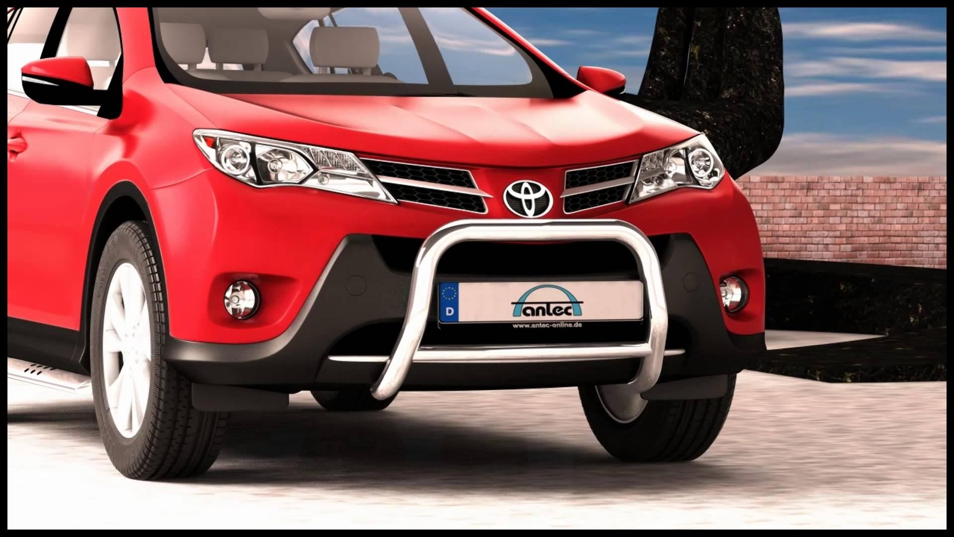 10Z4413 Antec online Toyota RAV4 EU homolog front protection bar