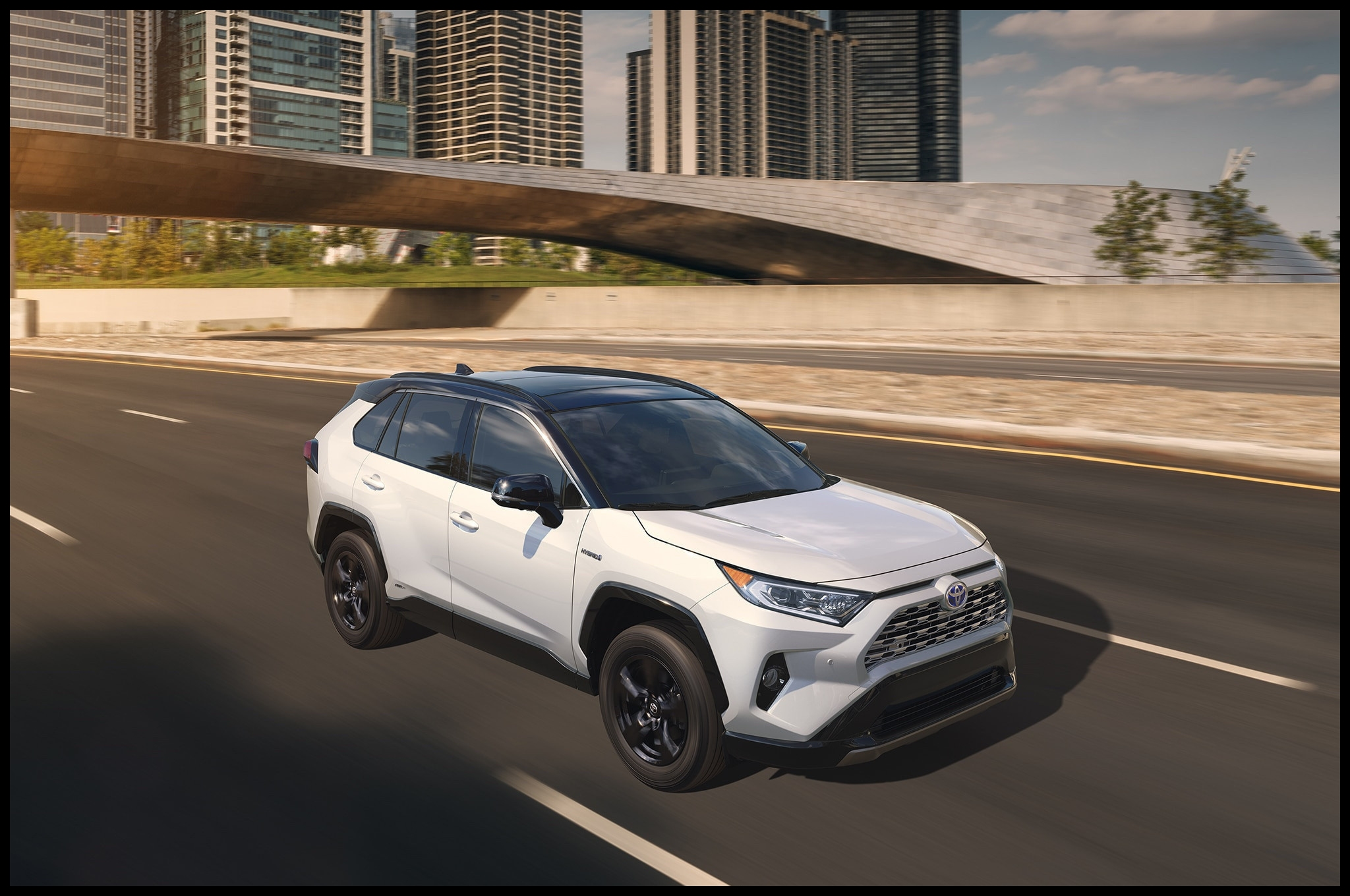 2019 toyota Rav4 f Road Capability Awesome top 2019 Crossovers 2019 toyota Highlander Hybrid 2019 toyota