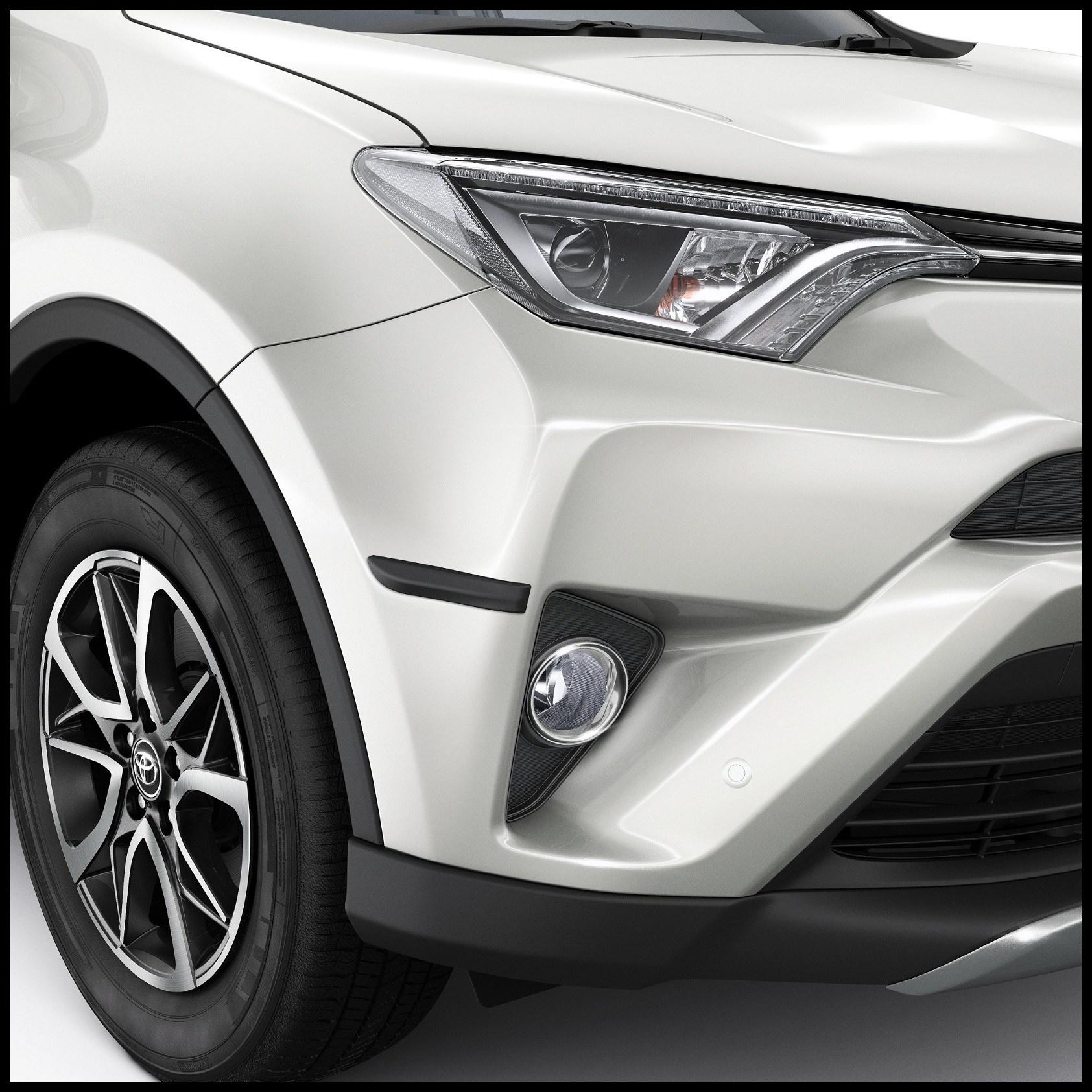 Home Parts Toyota Rav 4 Rav 4 Mk 4 2012 Present Rav 4 Mk 4 Accessories Toyota Rav4 2015 – Present Bumper Corner Protectors