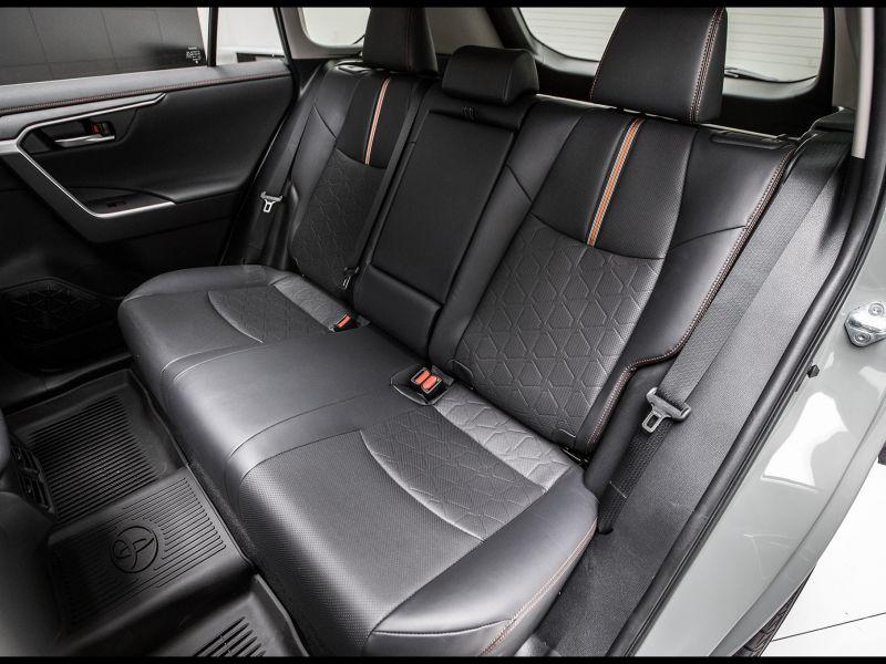 Toyota Rav4 Rear Seats