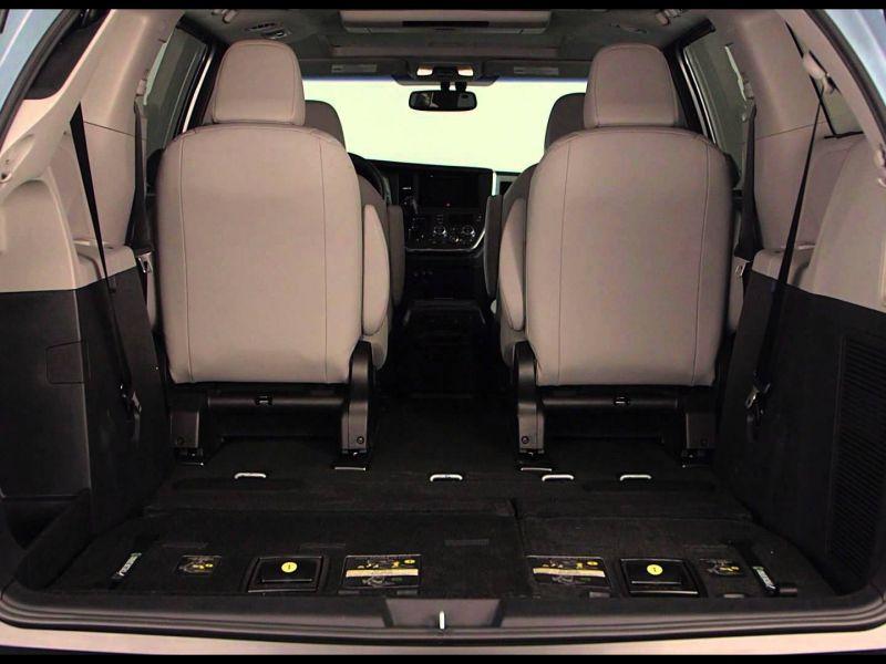 Toyota Rav4 Third Row Seat Installation