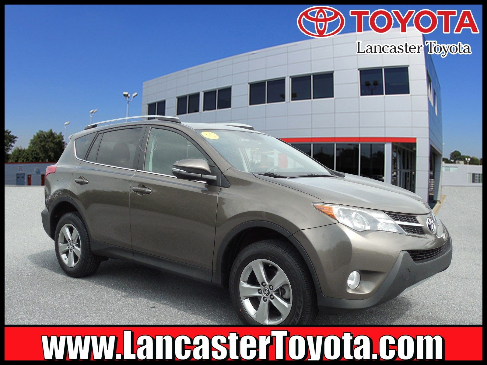 Pre Owned 2015 Toyota RAV4 XLE