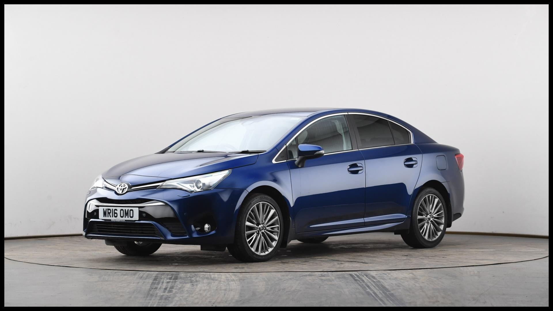 Top toyota Insurance Cost Fresh Used toyota Avensis 2 0d Excel 4dr Blue