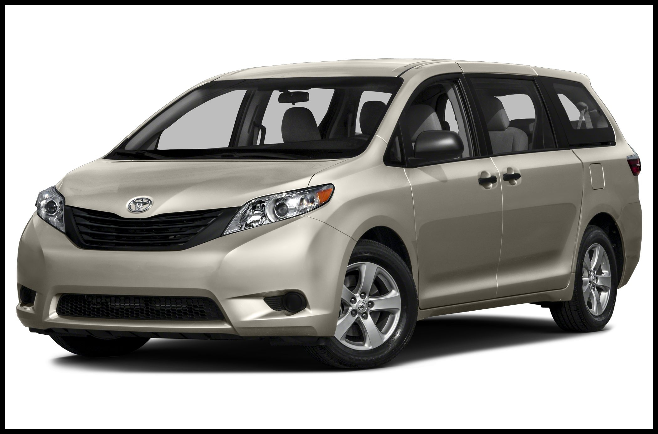 2017 Toyota Sienna L 7 Passenger 4dr Front wheel Drive Passenger Van Safety Features