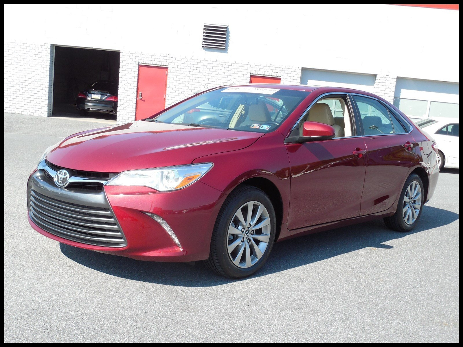 Certified Pre Owned 2016 Toyota Camry XLE