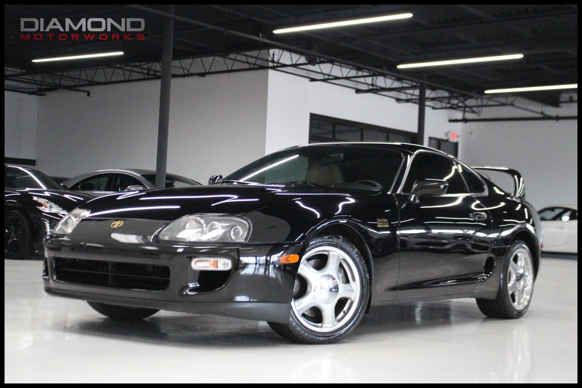 Used 1997 Toyota Supra Twin Turbo
