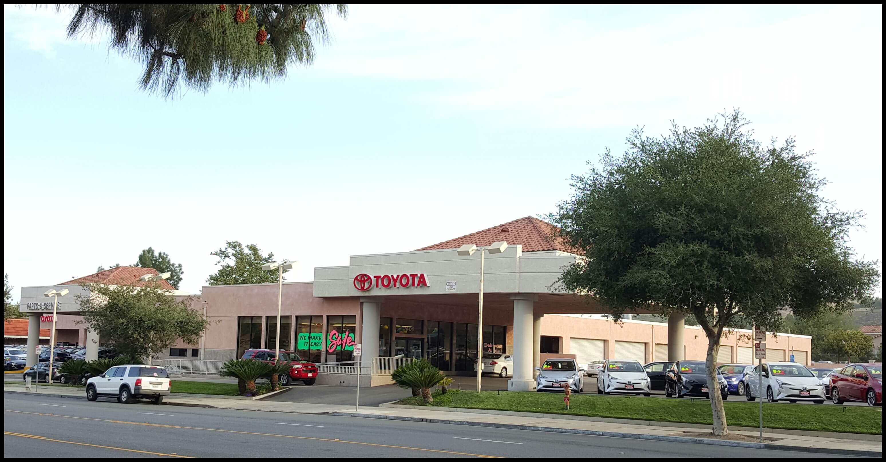 Expert Automotive Services for Toyota Vehicles in Thousand Oaks