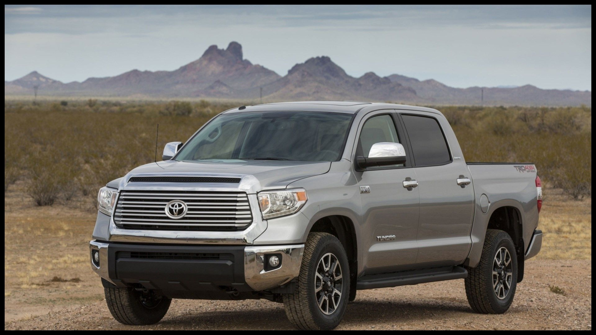 Hot Fresh Diesel Tundra Mpg First Drive