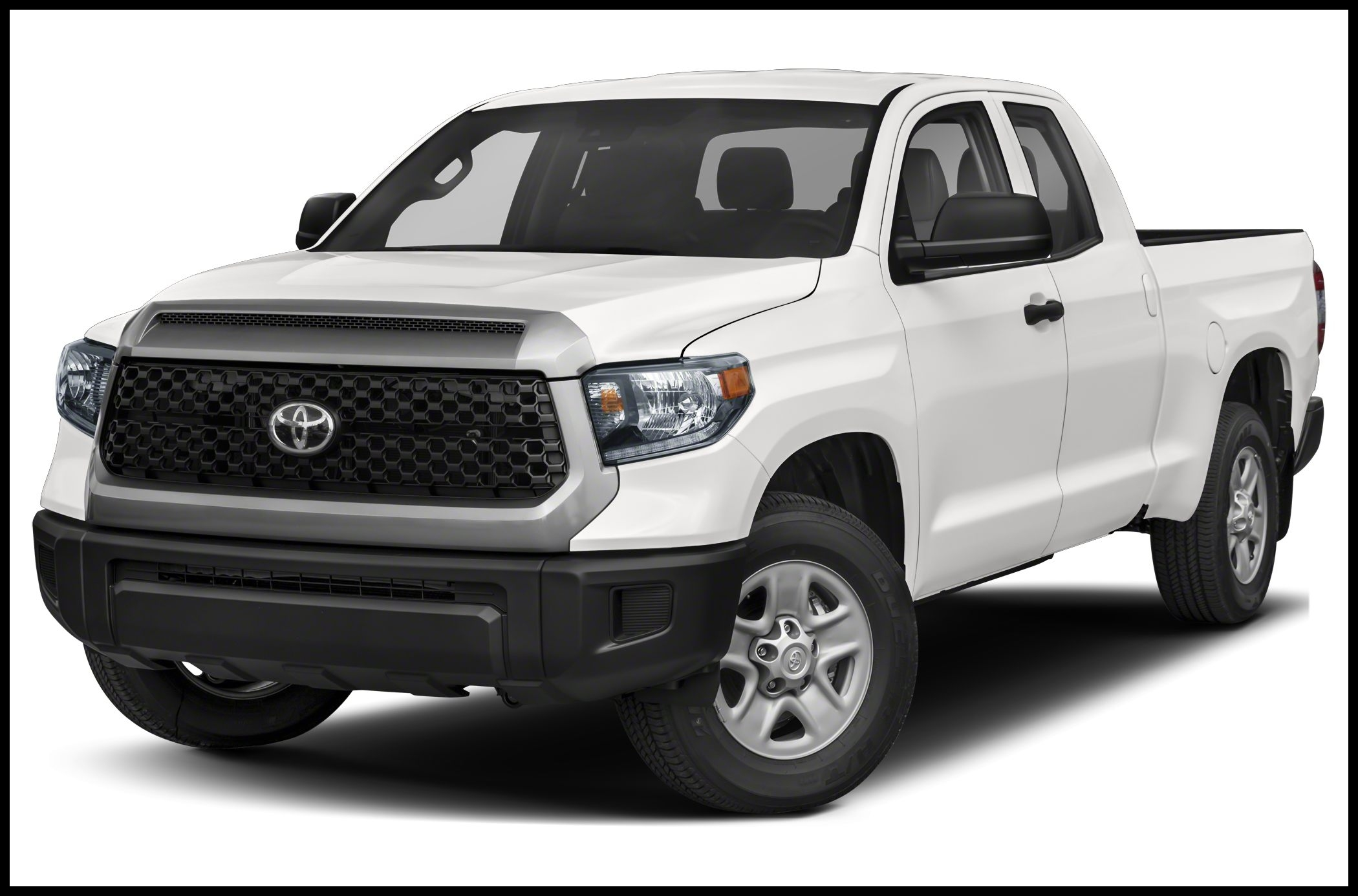 2019 Toyota Tundra SR 4 6L V8 4x2 Double Cab 6 6 ft box 145 7 in WB Specs and Prices