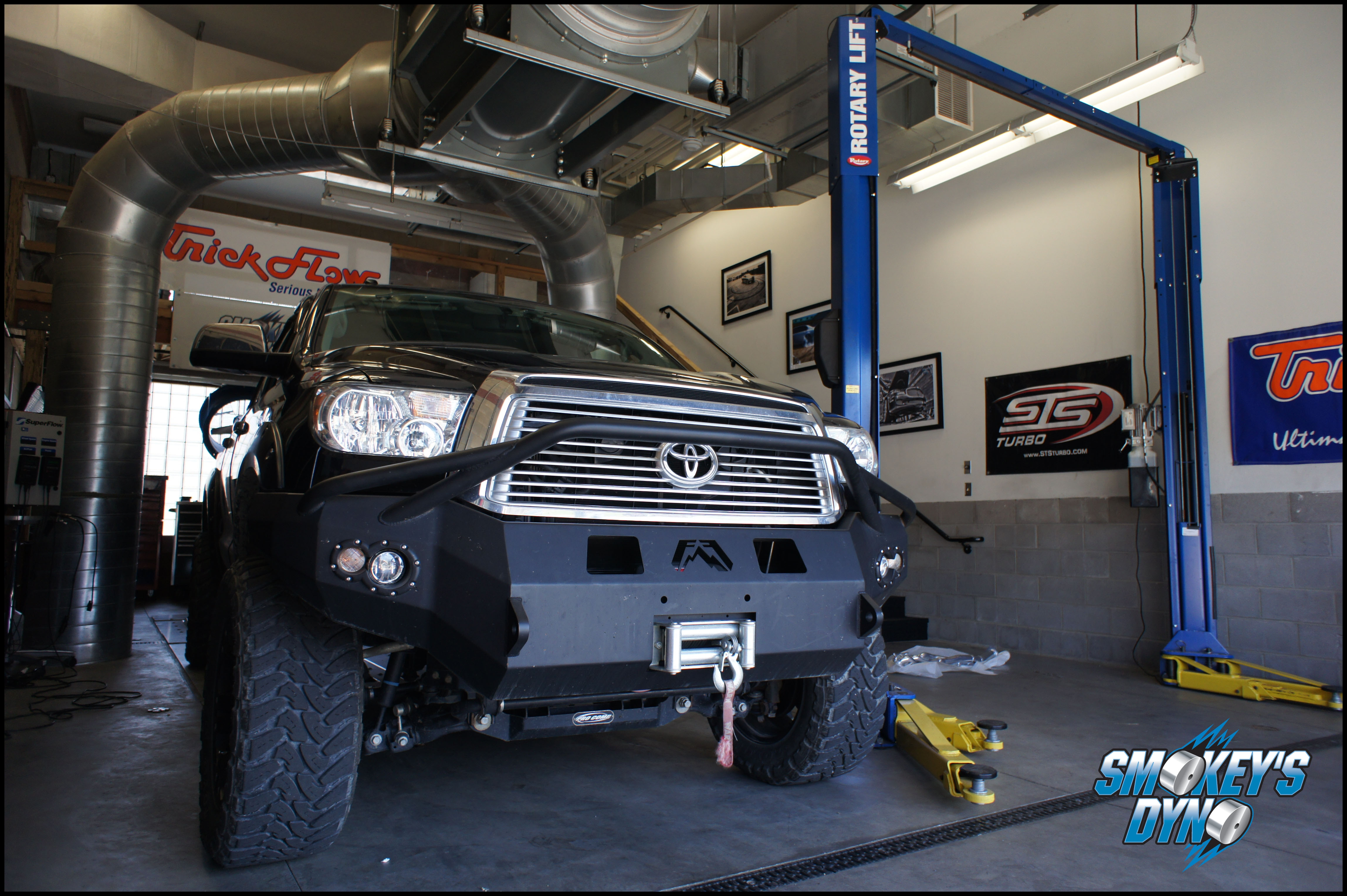 2010 TRD Supercharged Toyota Tundra Built By Smokey s Dyno