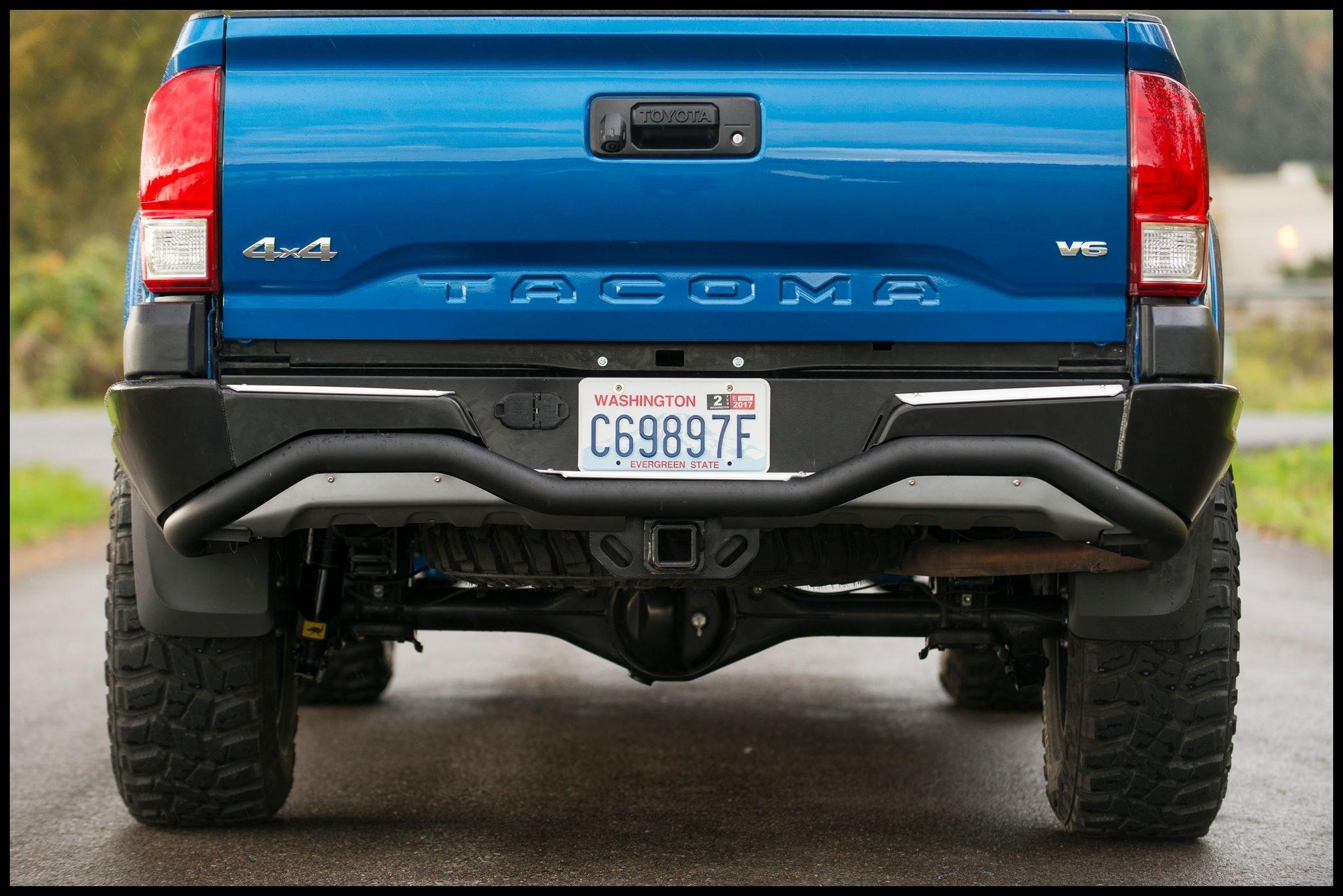 2016 Present Toyota Ta a Rear Bumper Summit by ARB