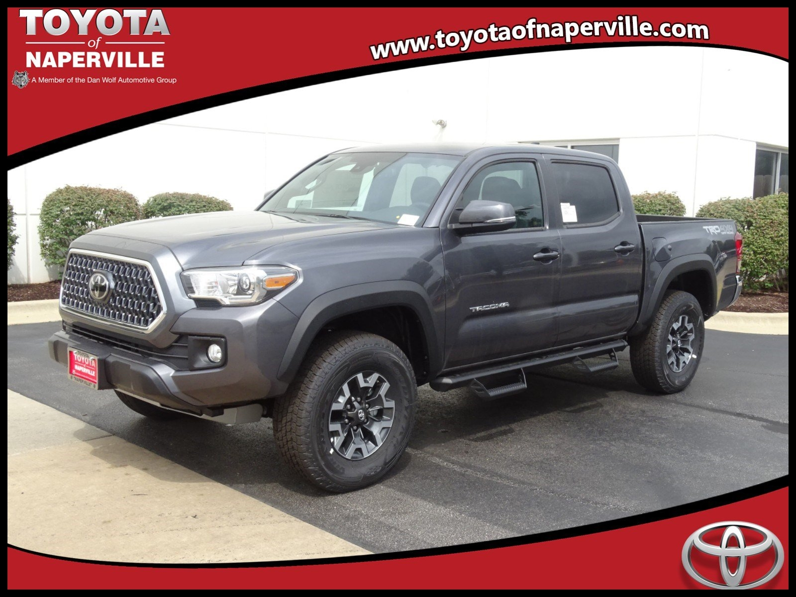 New 2018 Toyota Ta a TRD froad