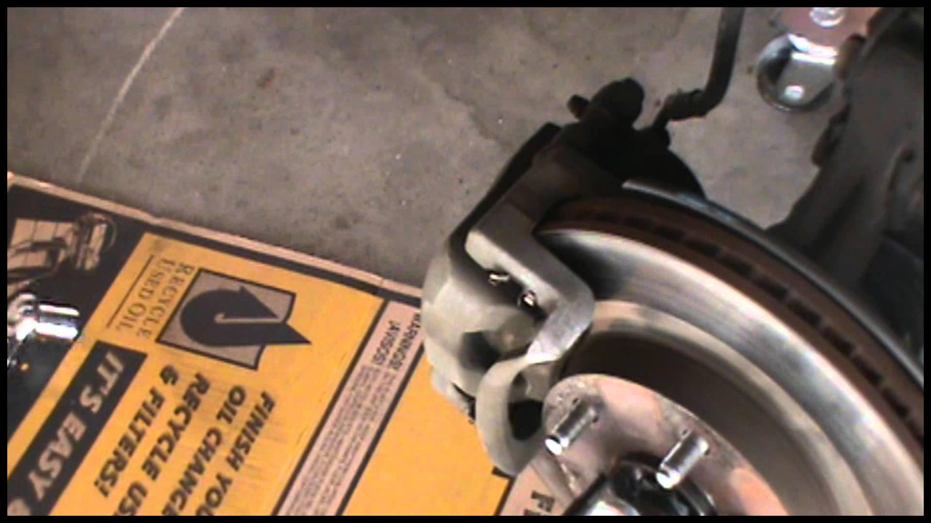 New toyota Rav 4 Brake Job Brake Pads and Rotors Review Specs and Release Date