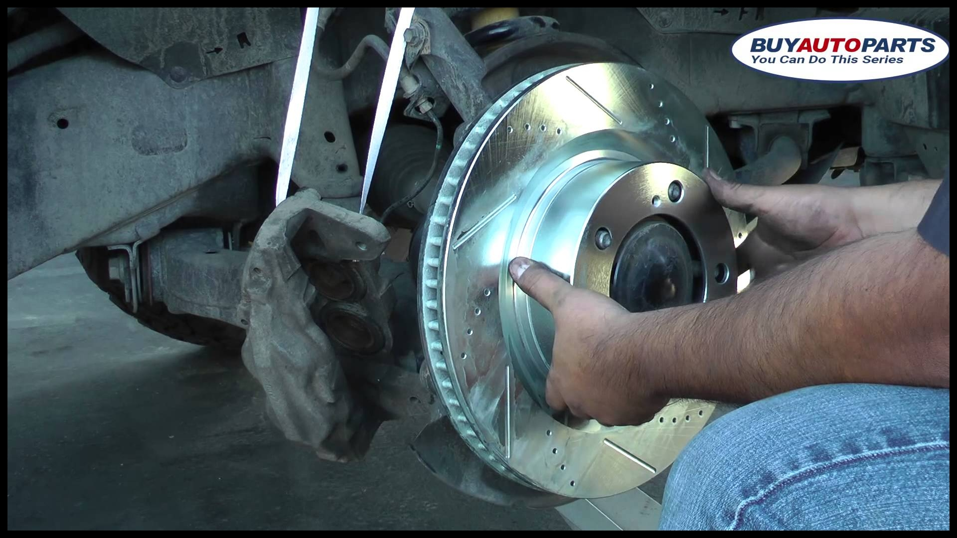 How To Replace Your 2012 Toyota Tundra Front Brakes and Rotors