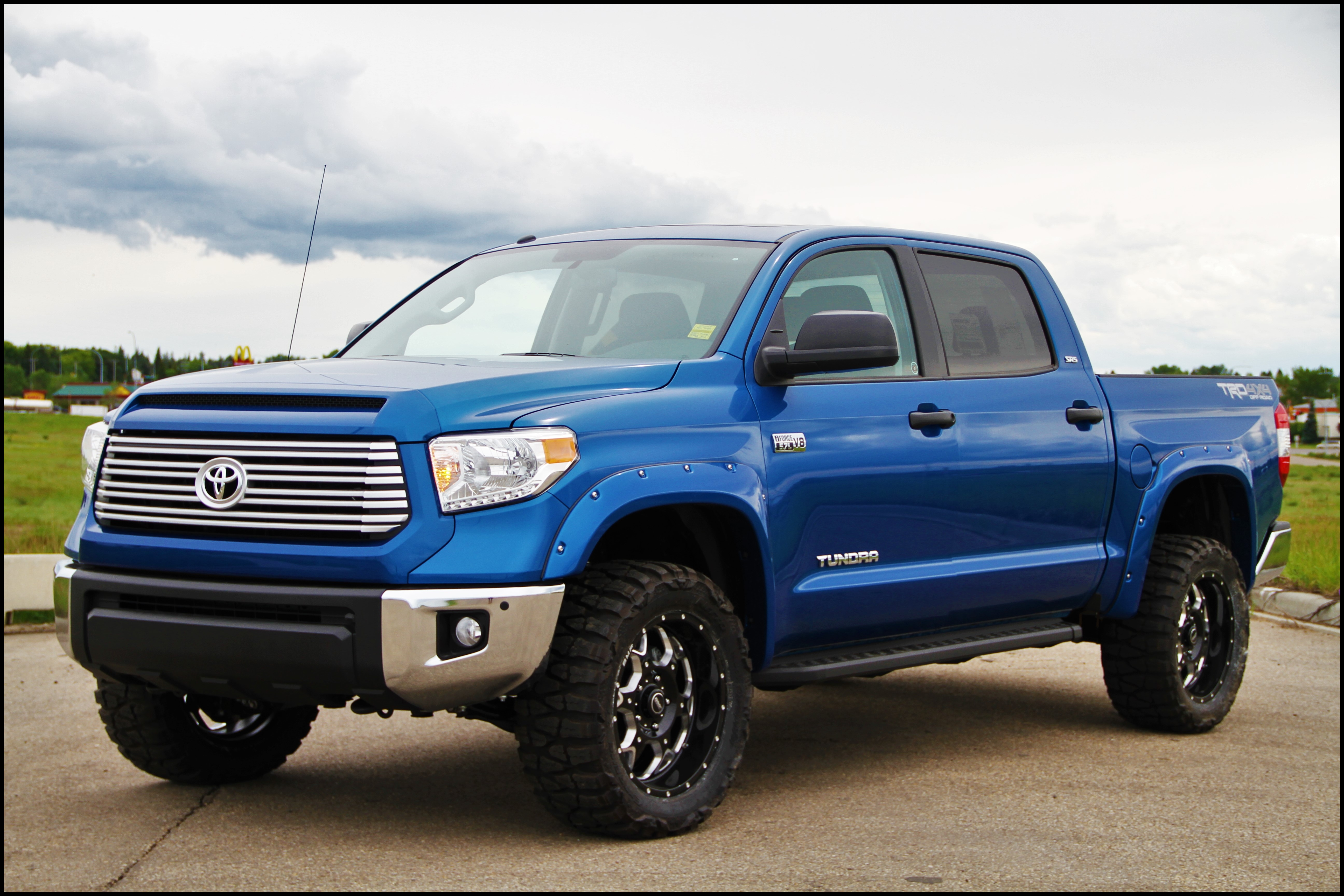 We sat down with our Part s Manager Kevin McEachern to talk about the Sherwood Park Toyota process of developing a custom new truck from conception to