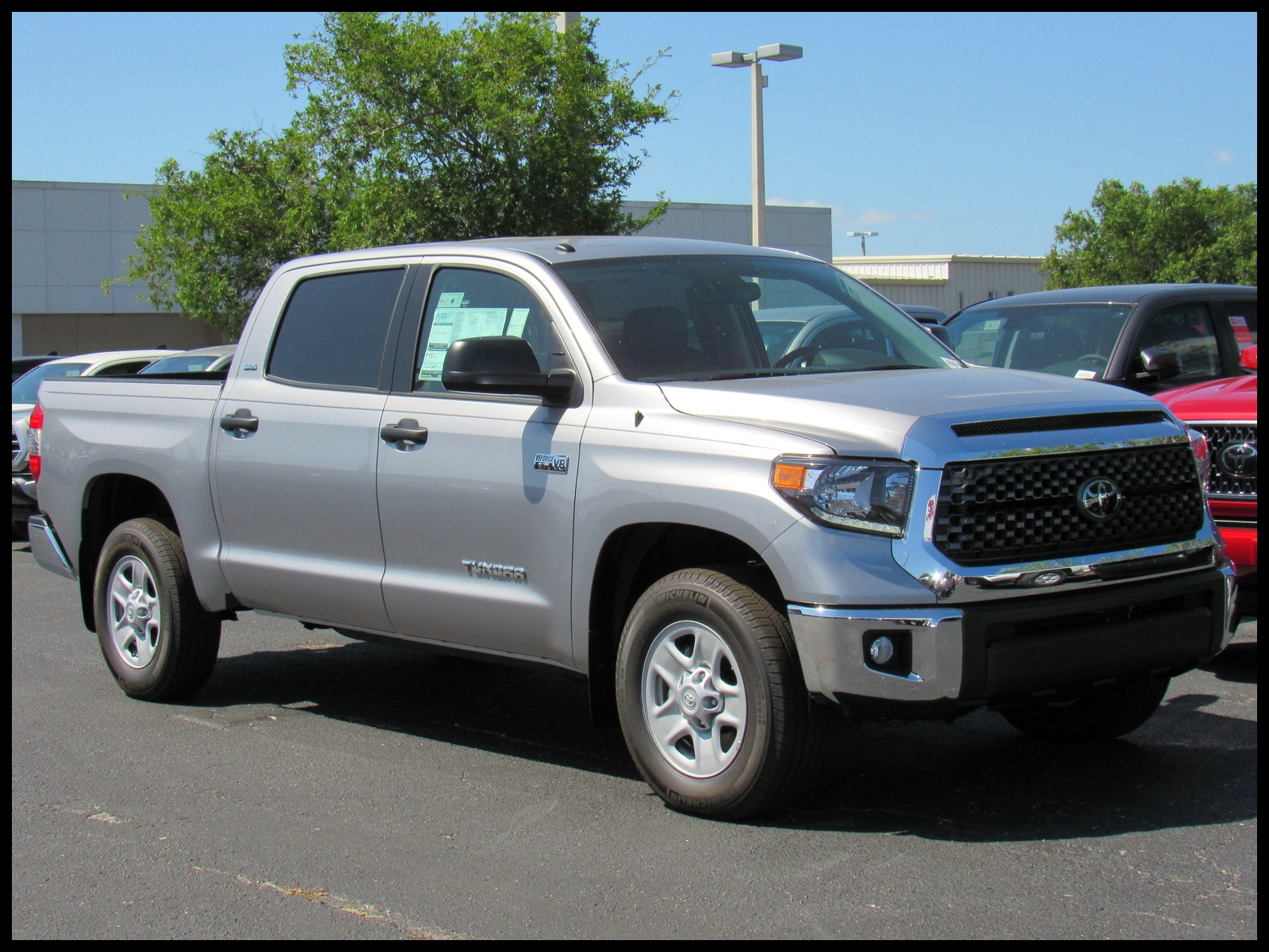 Hot New 2018 toyota Tundra 2wd Sr5 Crewmax 5 5 Bed 5 7l Sr5 Crewmax 5 We will certainly tell you regarding the Build A