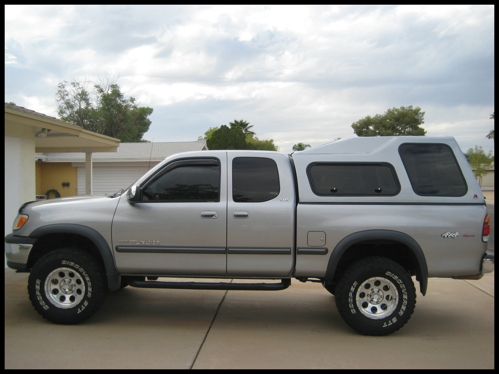 11 s Gallery of Best Toyota Tundra Camper Shell Design