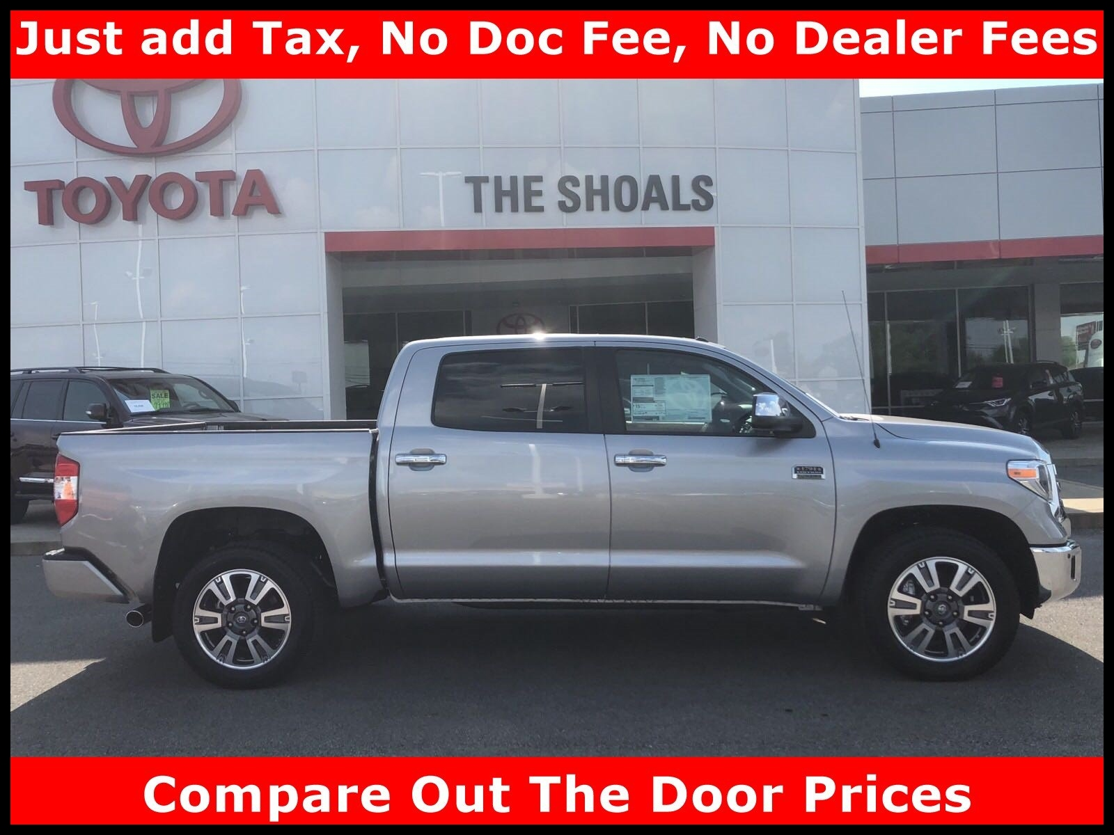 2018 toyota Tundra iforce Unique New 2018 toyota Tundra 2wd 1794 Edition Crew Cab Pickup In