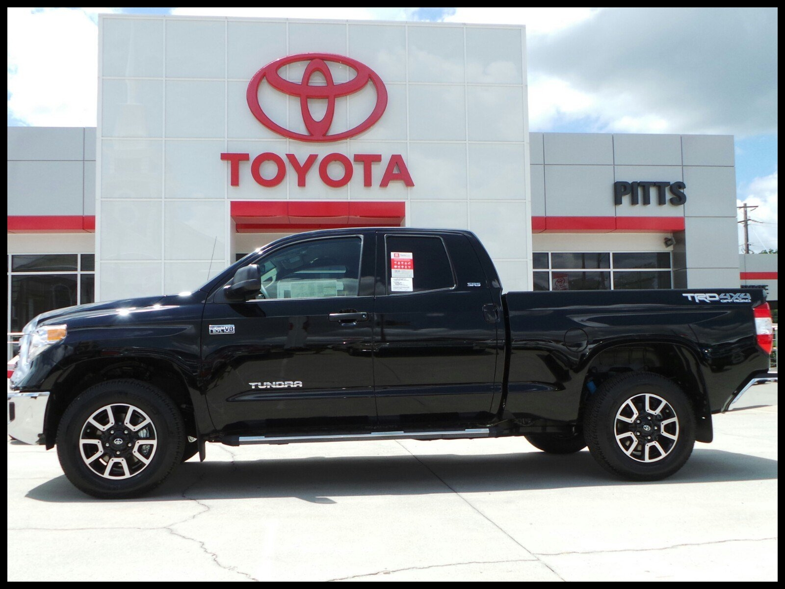 Top New 2017 toyota Tundra Sr5 Double Cab In Dublin T Review and Specs