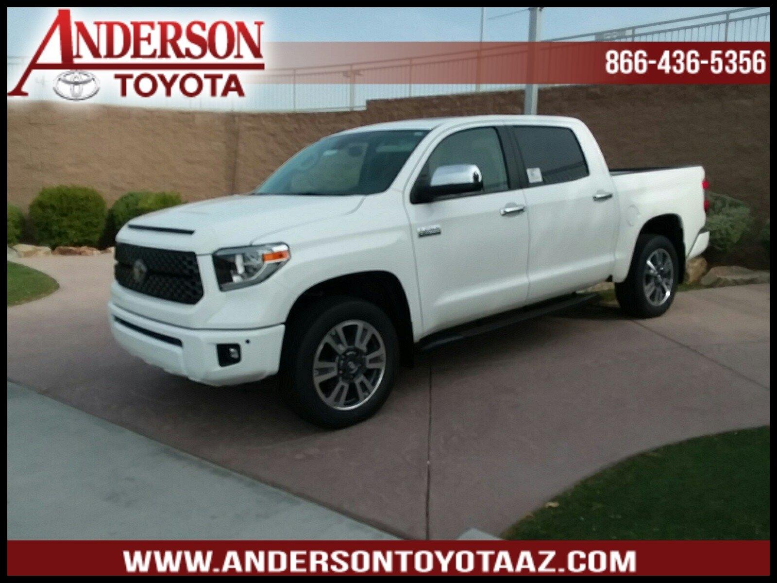 New 2018 Toyota Tundra Platinum