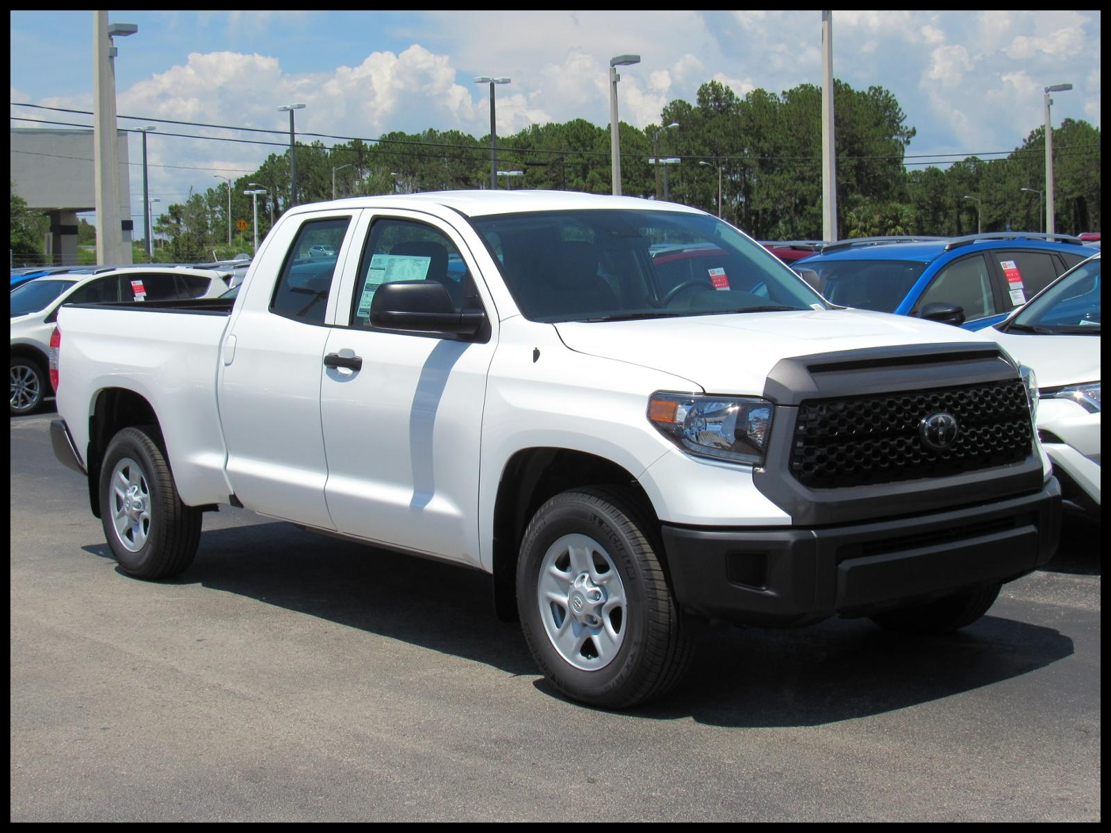 New 2018 Toyota Tundra 2WD SR Double Cab 6 5 Bed
