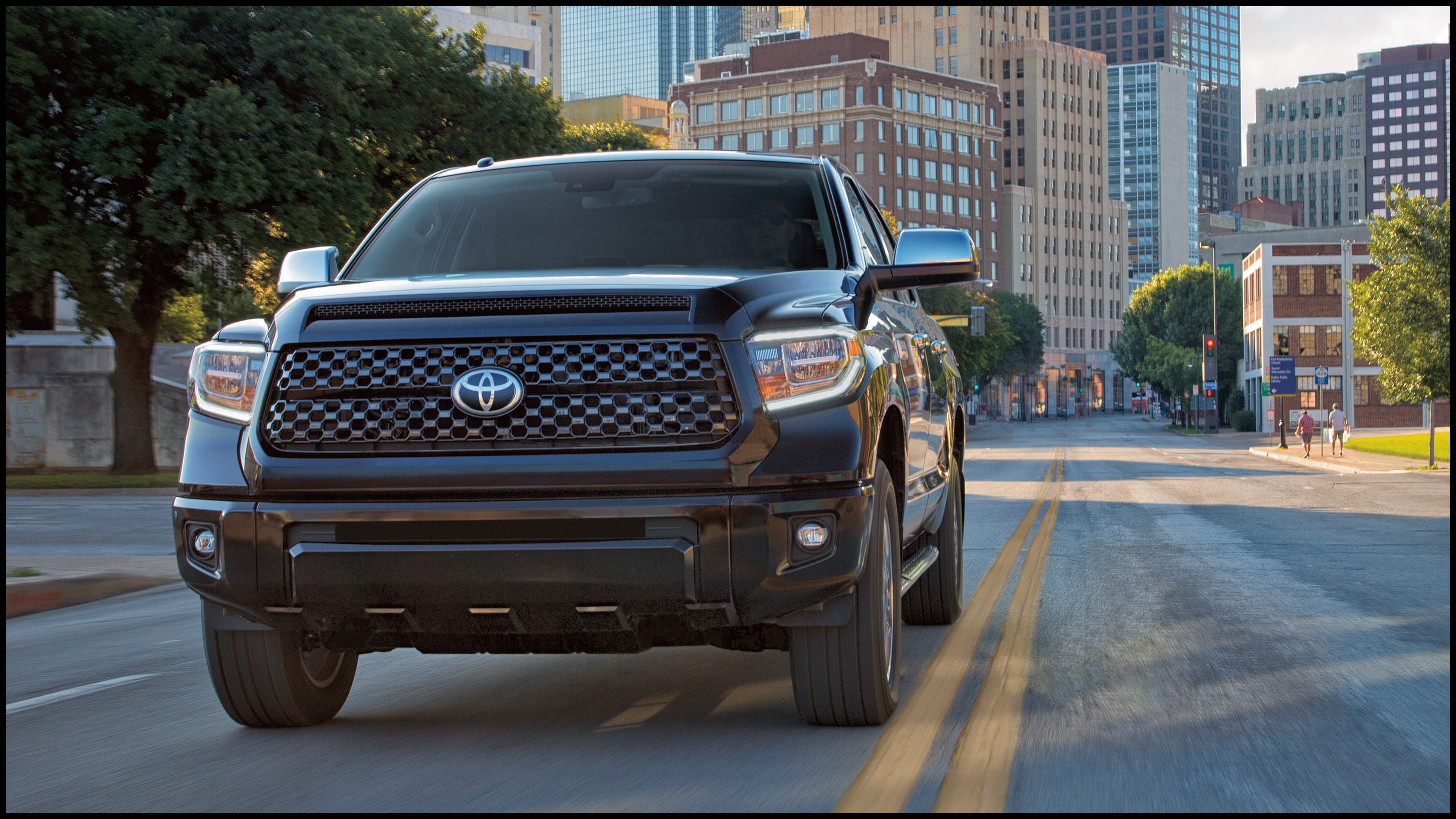 New Toyota Tundra Sale Now at Hoselton Toyota