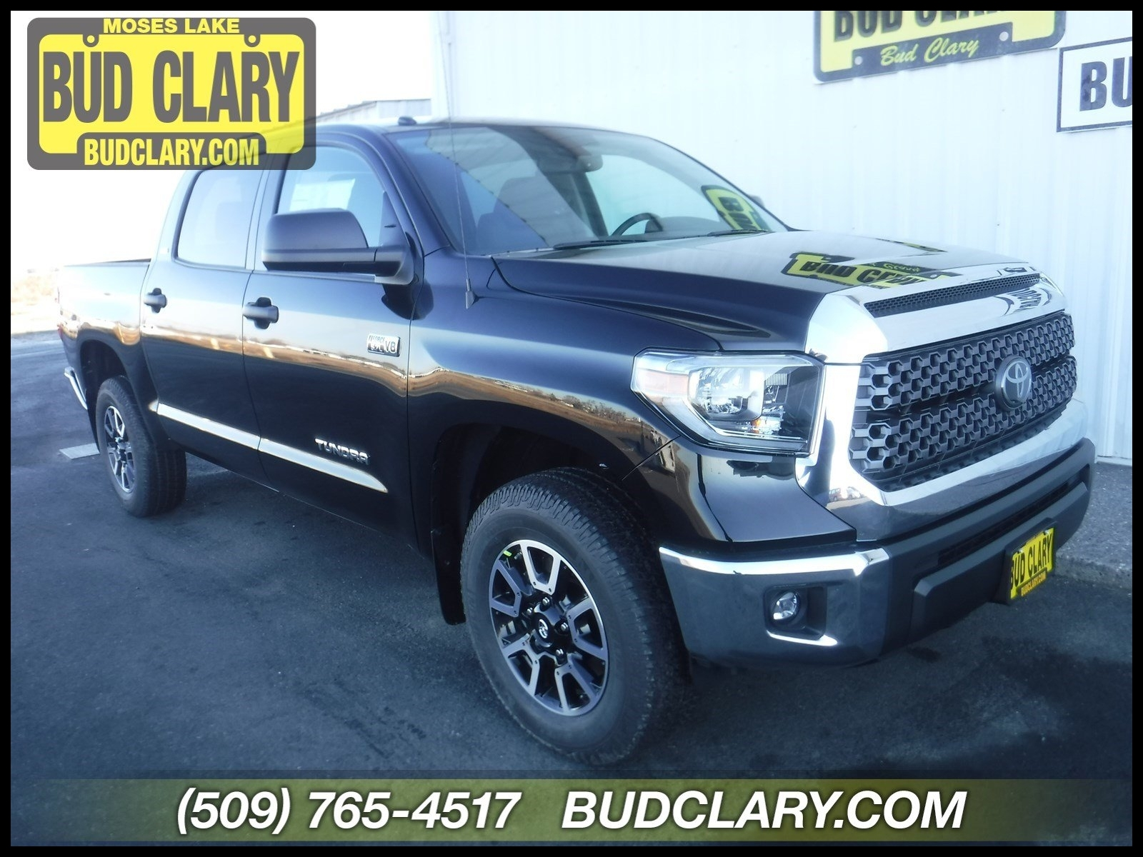 2018 Toyota Tundra for Sale in Moses Lake WA Bud Clary Toyota of Moses Lake