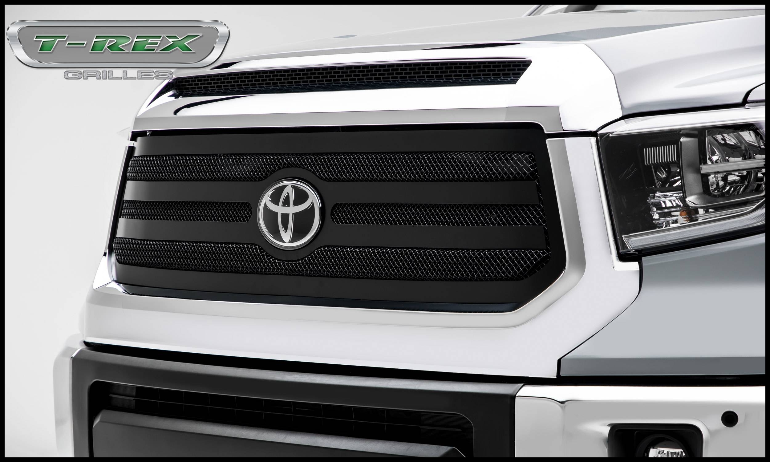 T REX Grilles Toyota Tundra Upper Class Grille Main Replacement w OE