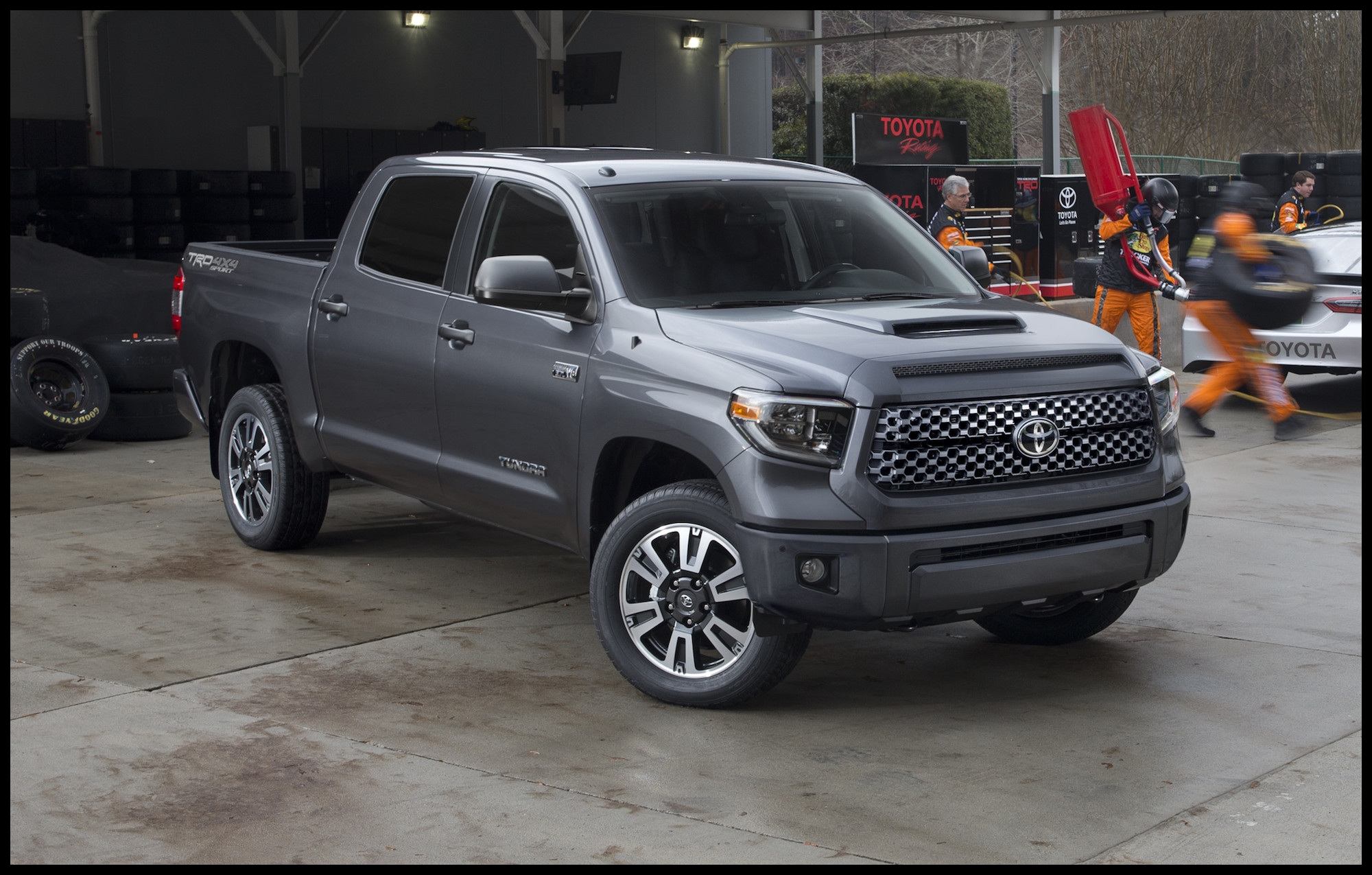 Special Awesome 2018 toyota Tundra Trd Pro Exterior and Interior Review