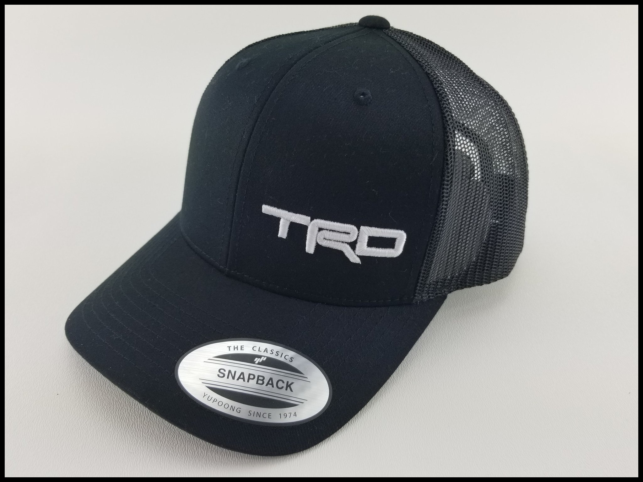 Load image into Gallery viewer TRD Hat trucker hat TRD Toyota