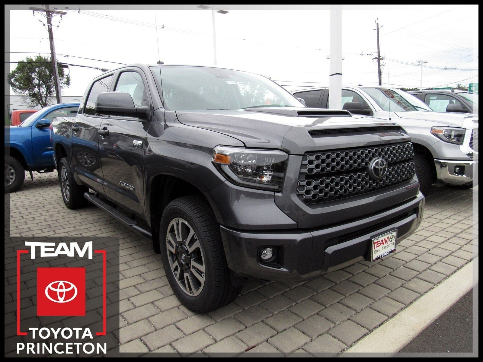 New 2019 Toyota Tundra SR5 in Lawrenceville NJ Team Toyota of Princeton