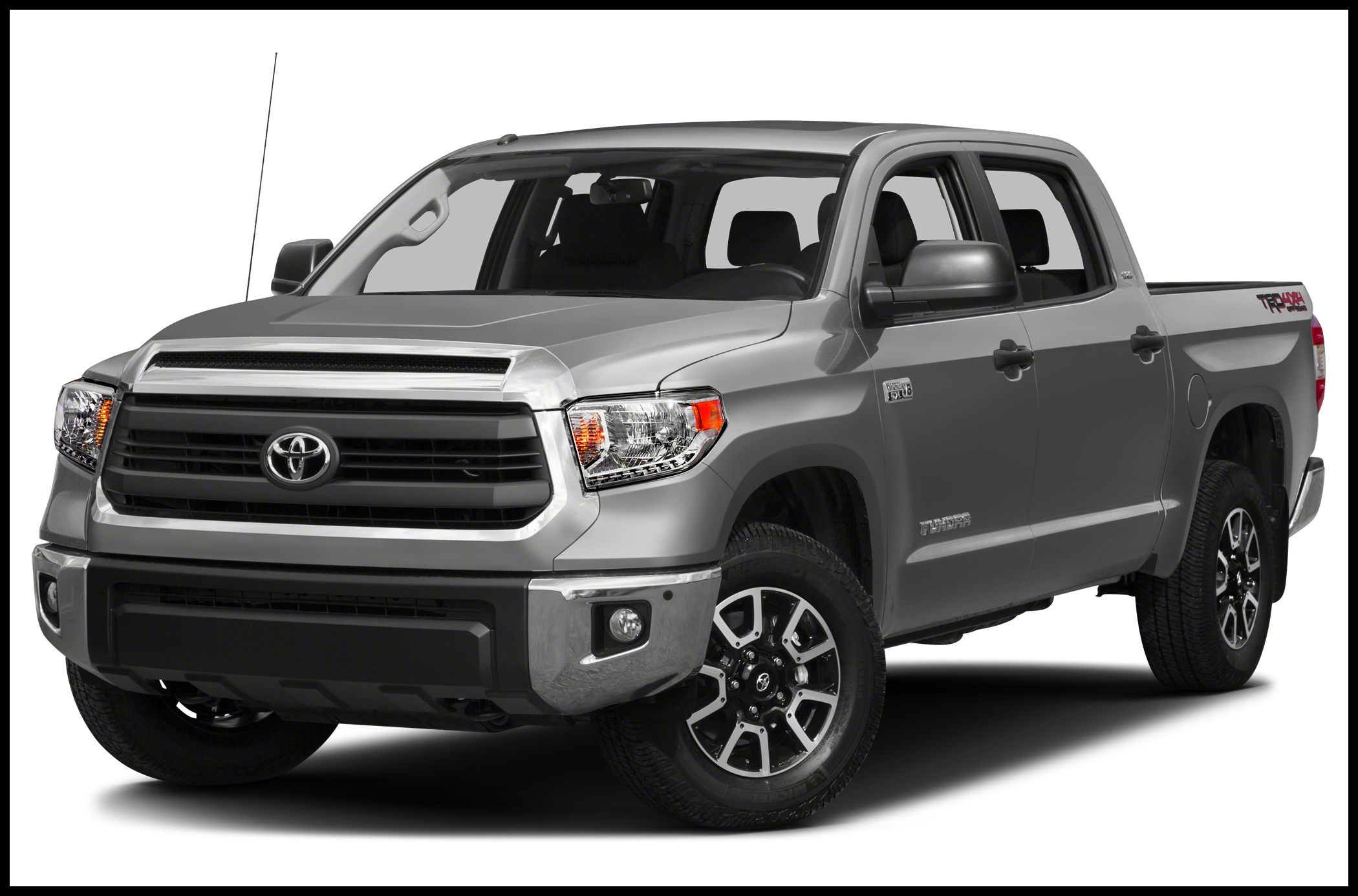 Hot 2014 toyota Tundra Sr5 4 6l V8 4x2 Crew Max 5 6 Ft Box 145