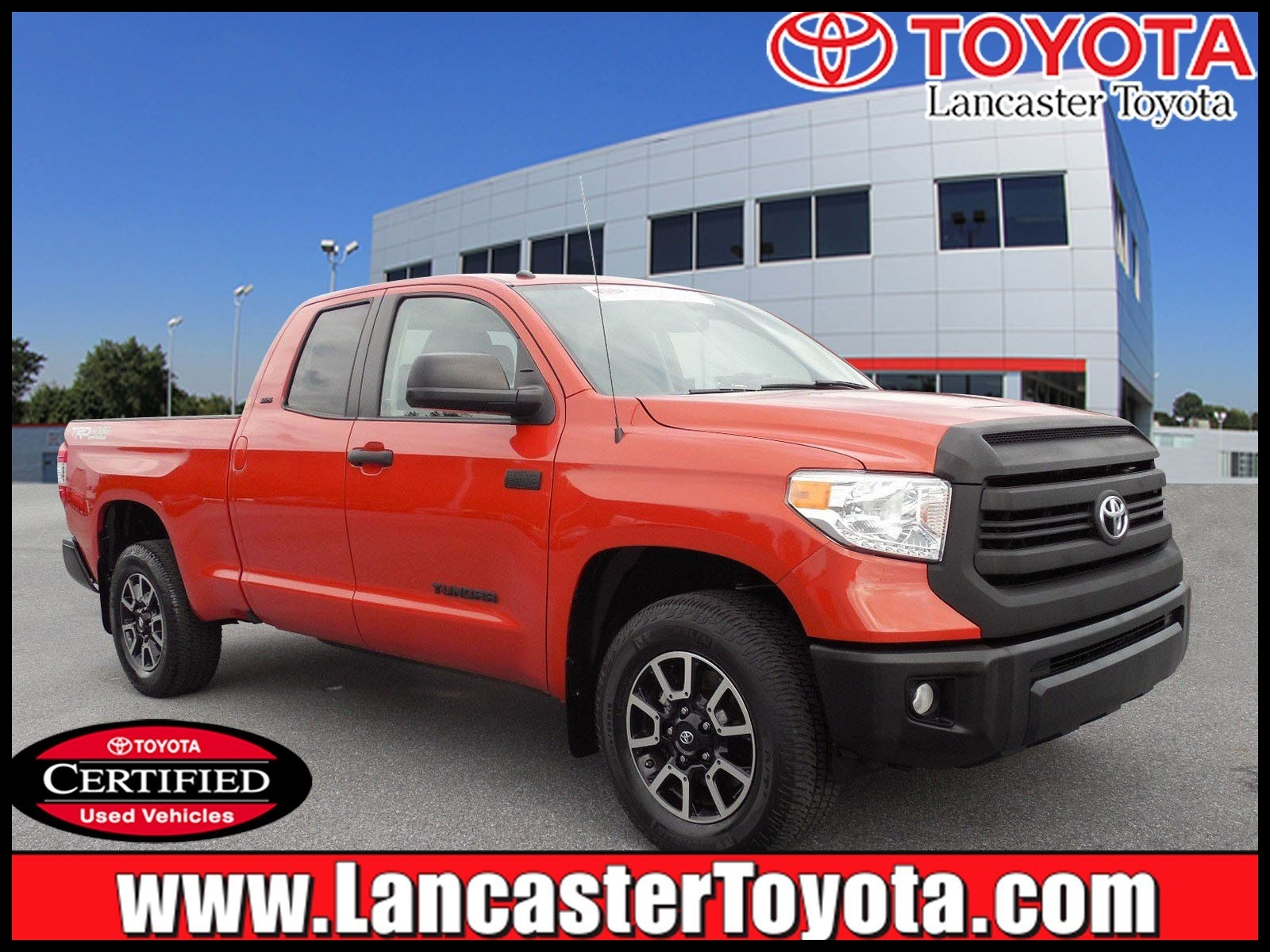 Certified Pre Owned 2016 Toyota Tundra 4WD Truck SR5