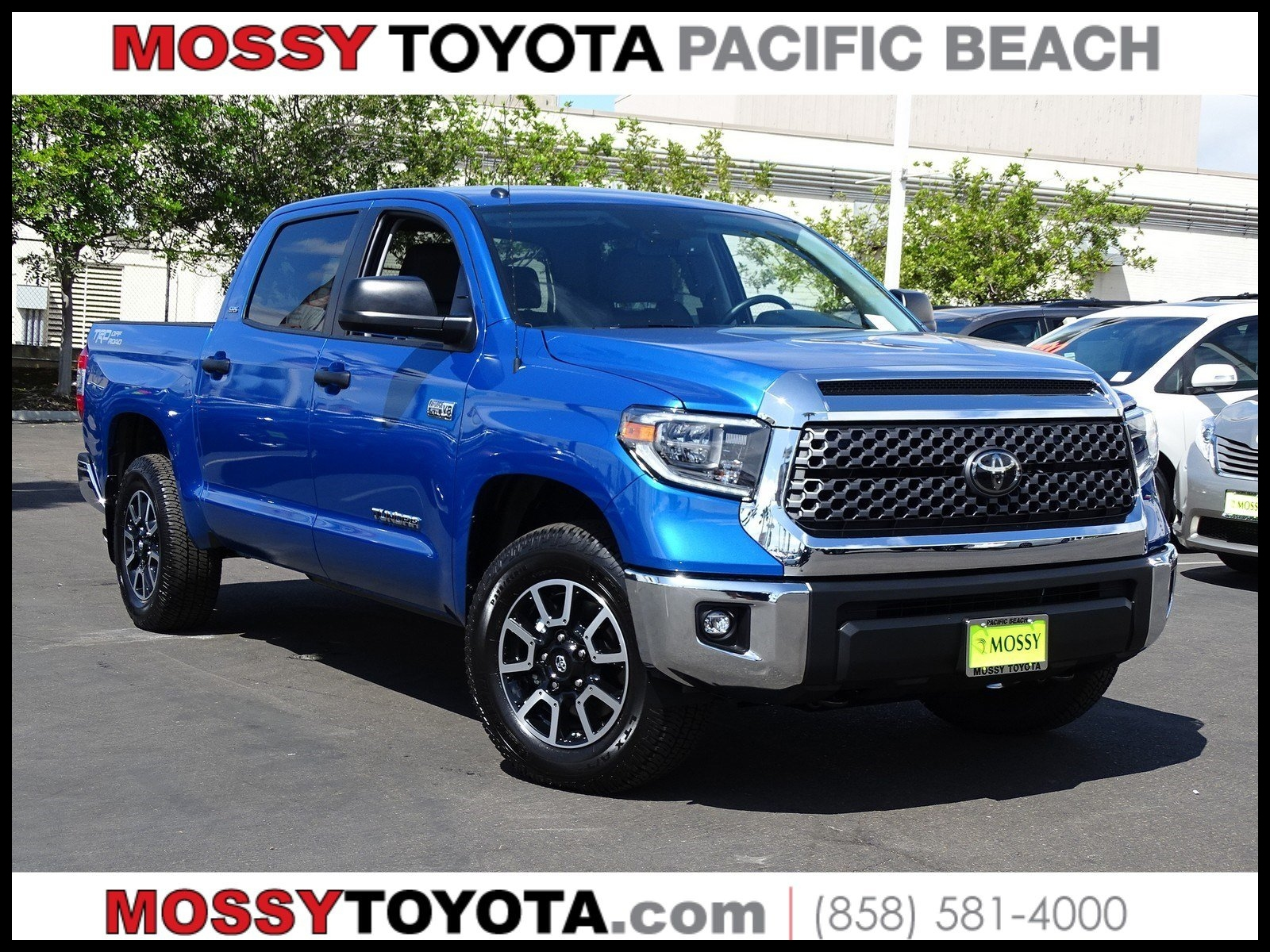 New 2018 TOYOTA Tundra SR5 CrewMax 5 5 Bed