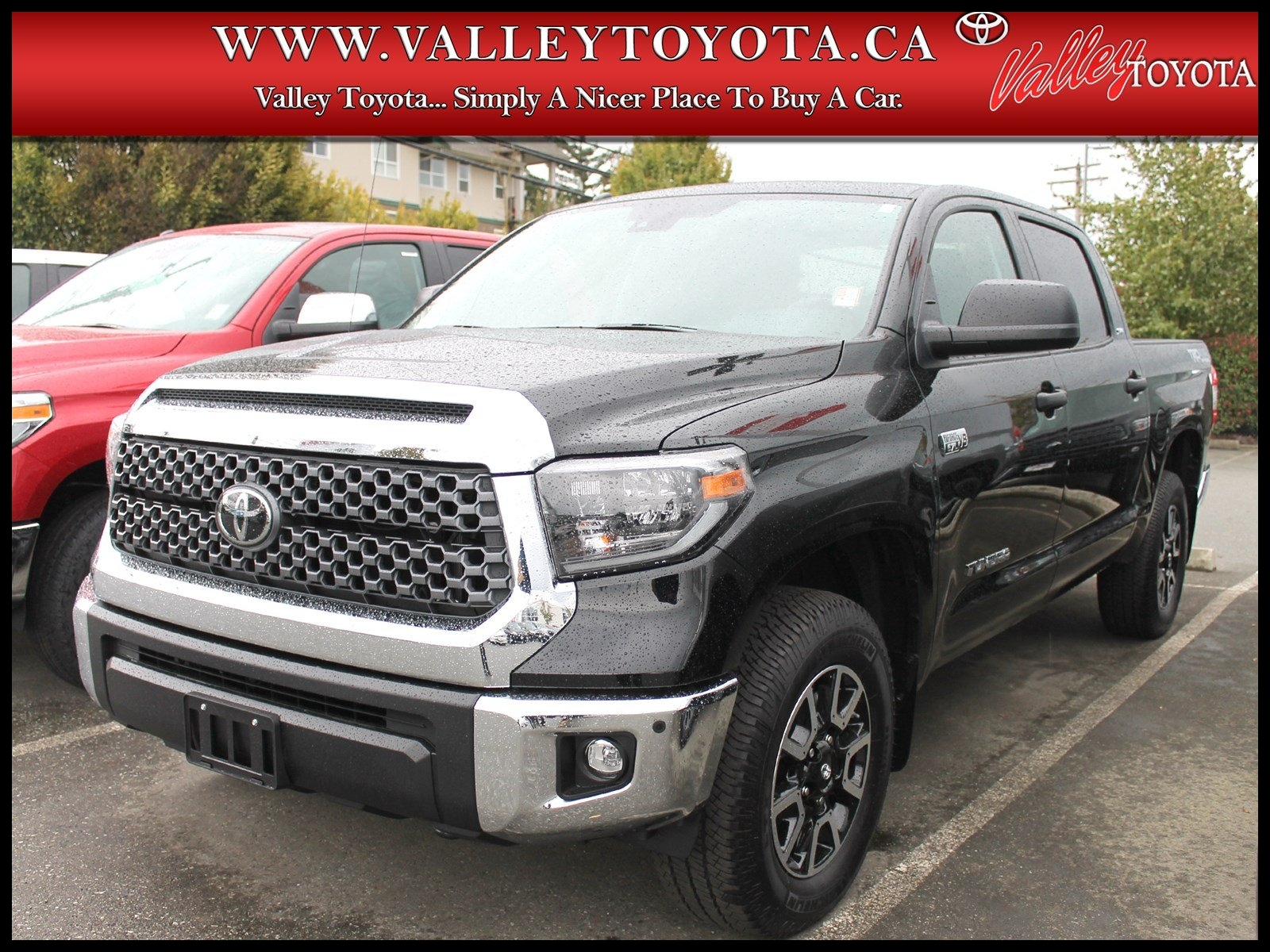 New 2019 Toyota Tundra TRD f Road