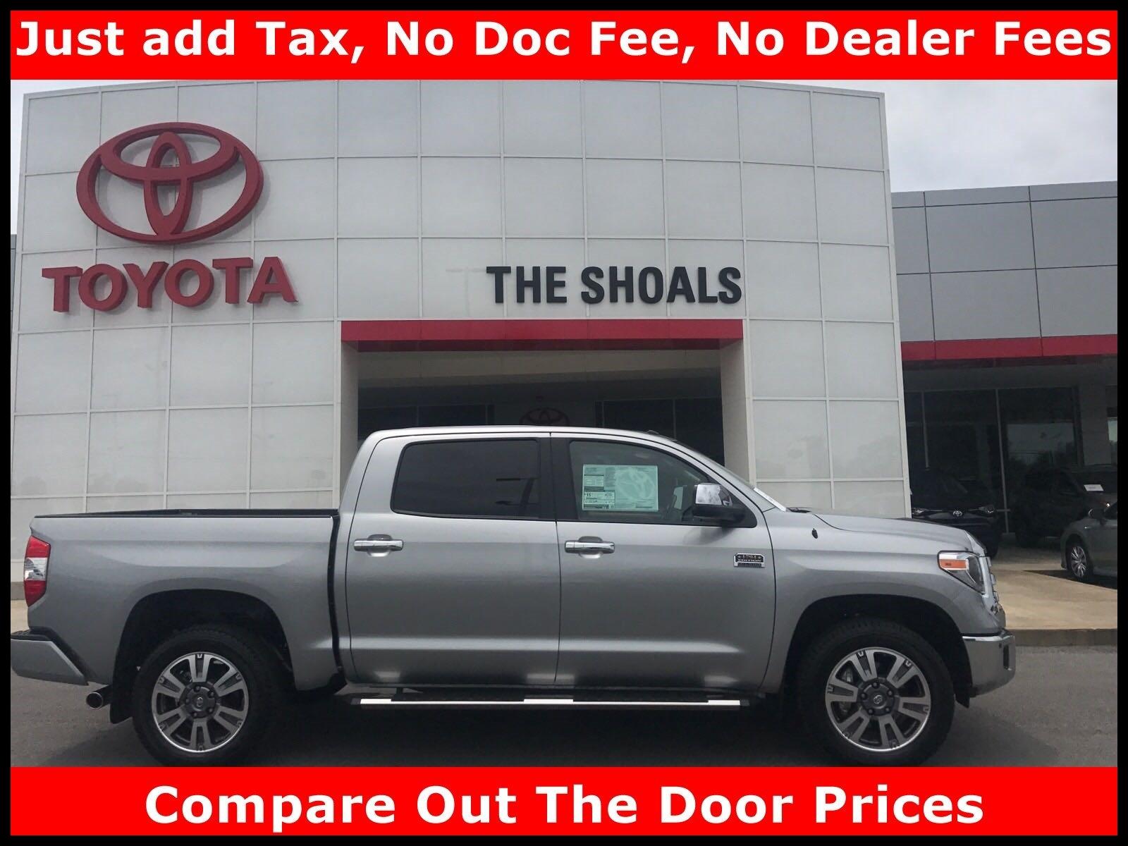 New 2018 Toyota Tundra 4WD 1794 Edition