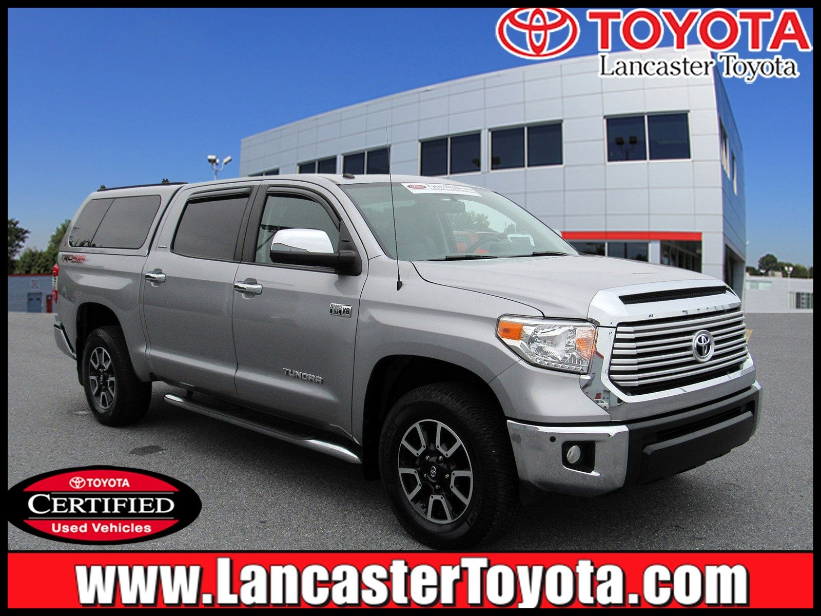 Certified Pre Owned 2016 Toyota Tundra LTD