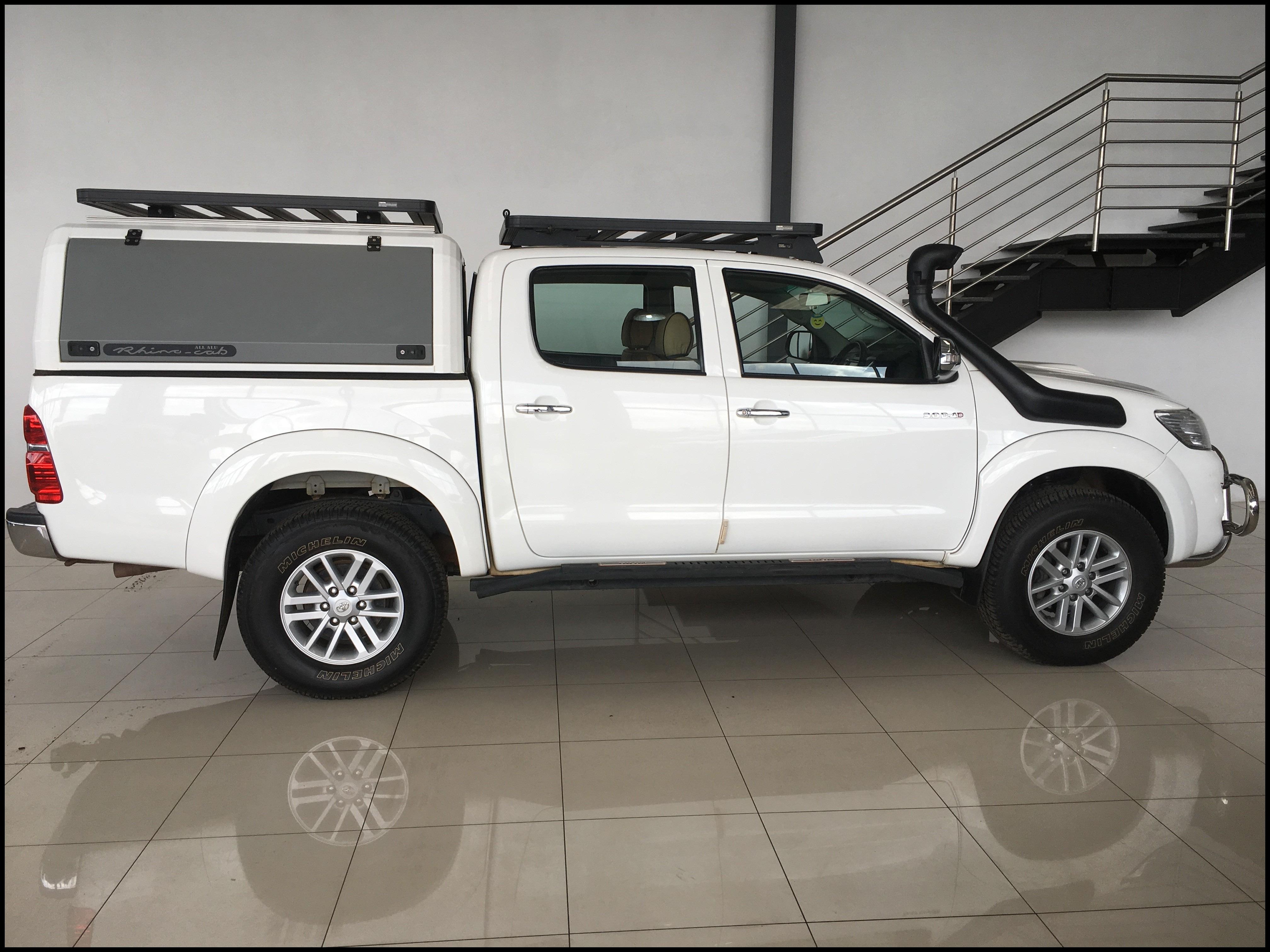 New Types toyota Trucks Luxury 2014 toyota Hilux 3 0d 4d Raider A T New Exterior