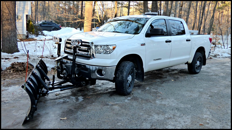 SnowDogg MD80 Toyota Tundra CrewMax