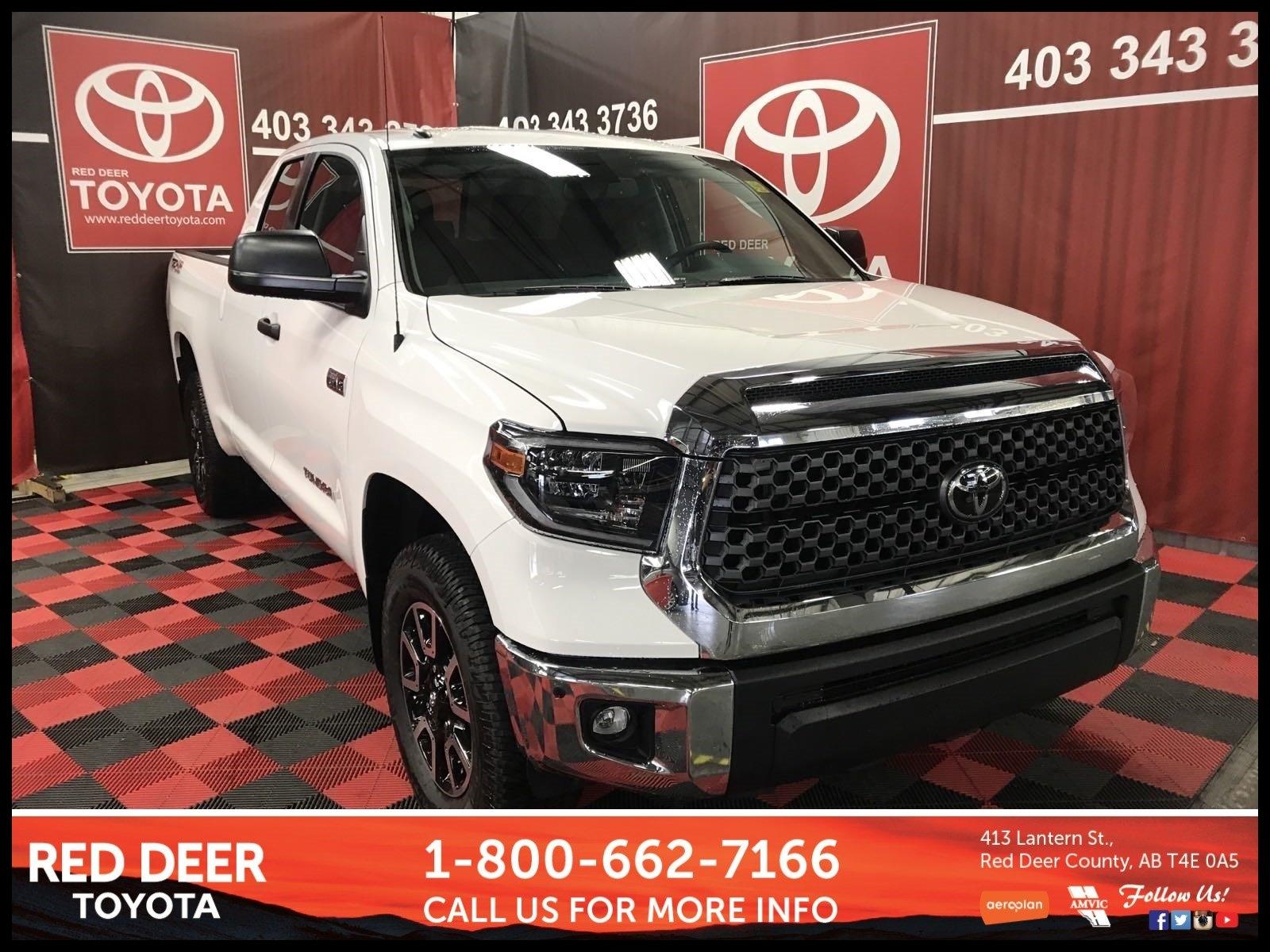 New 2019 Toyota Tundra SR5 Plus