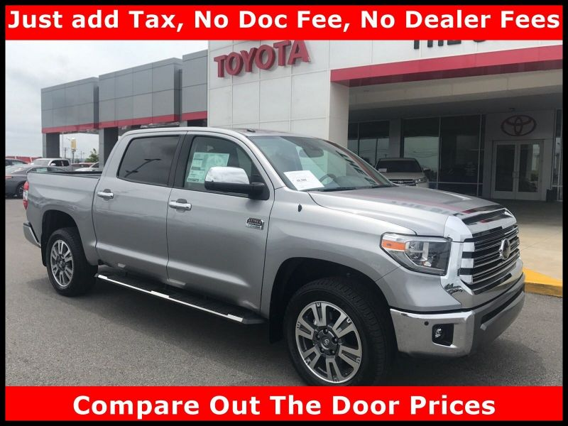 Toyota Tundra Special Editions
