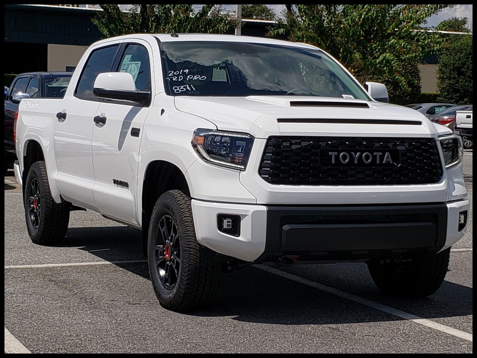 New 2019 Toyota Tundra TRD Pro