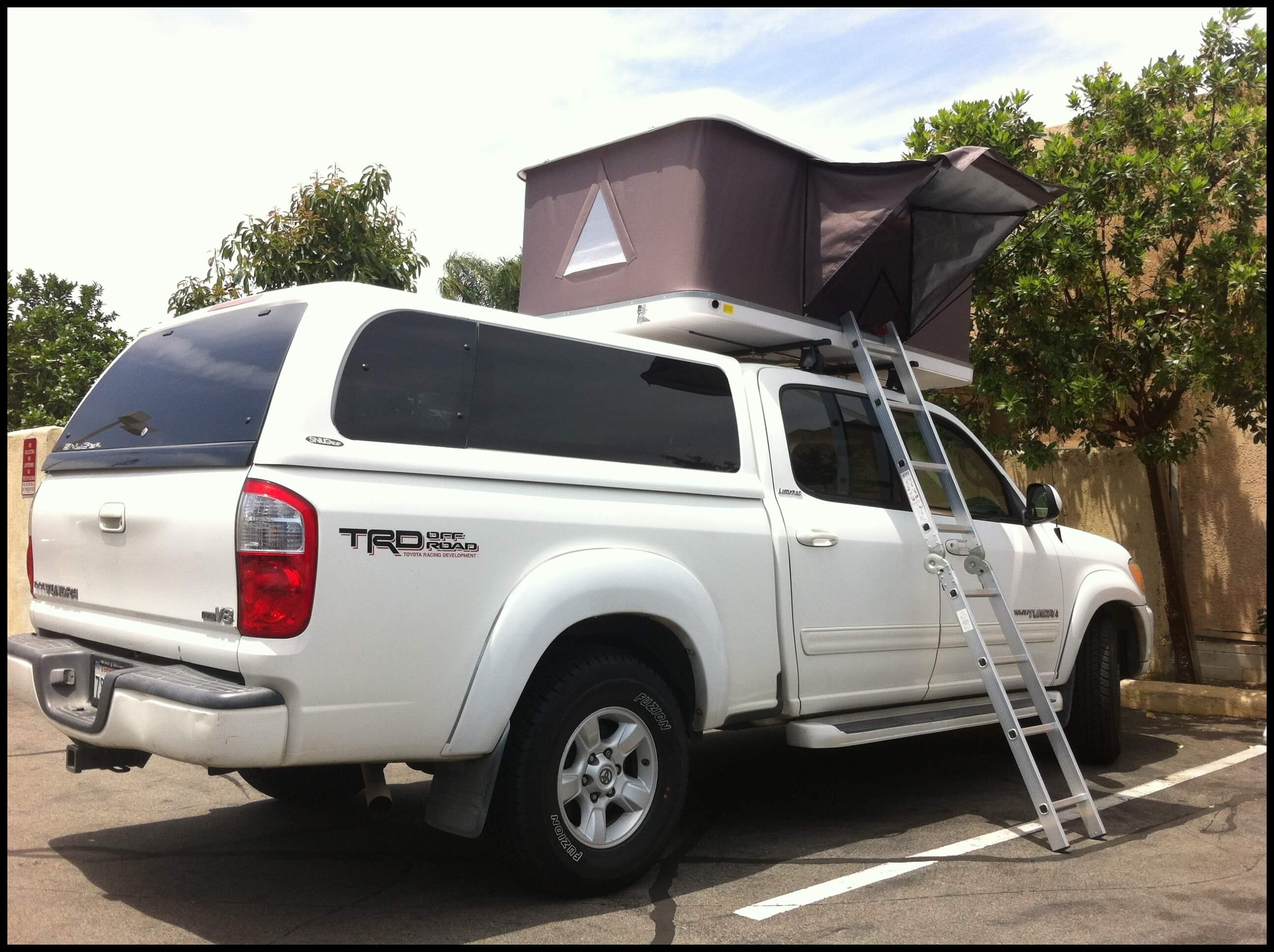 Toyota Roof Top Tent
