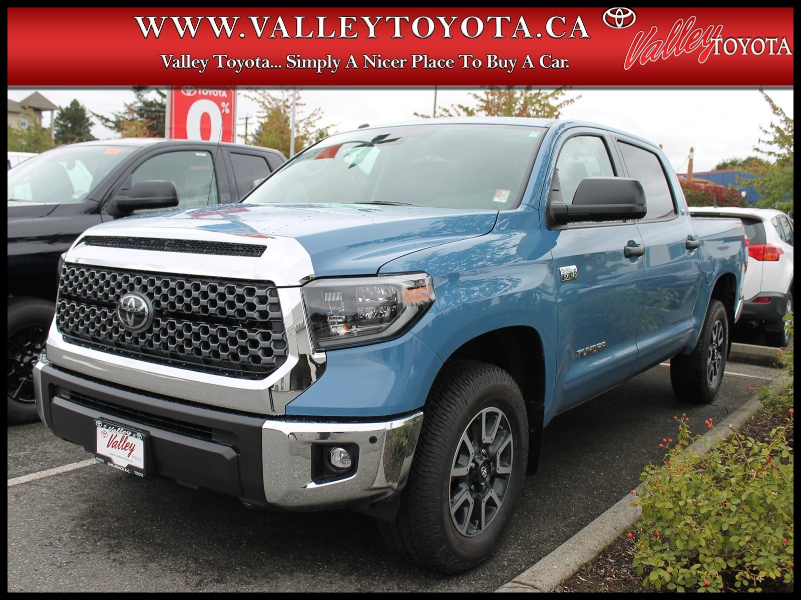 New 2019 Toyota Tundra TRD f Road Manager Demo