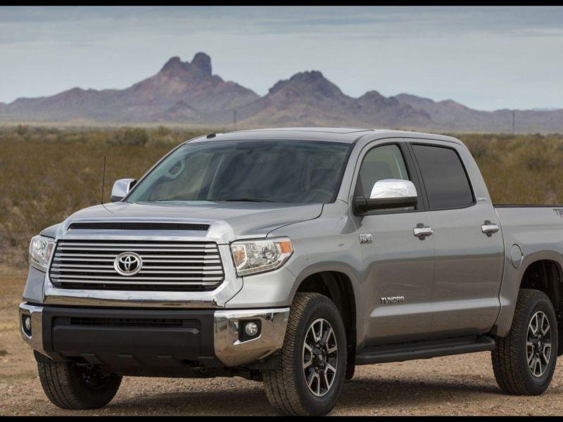 Toyota Tundra Turbo Diesel