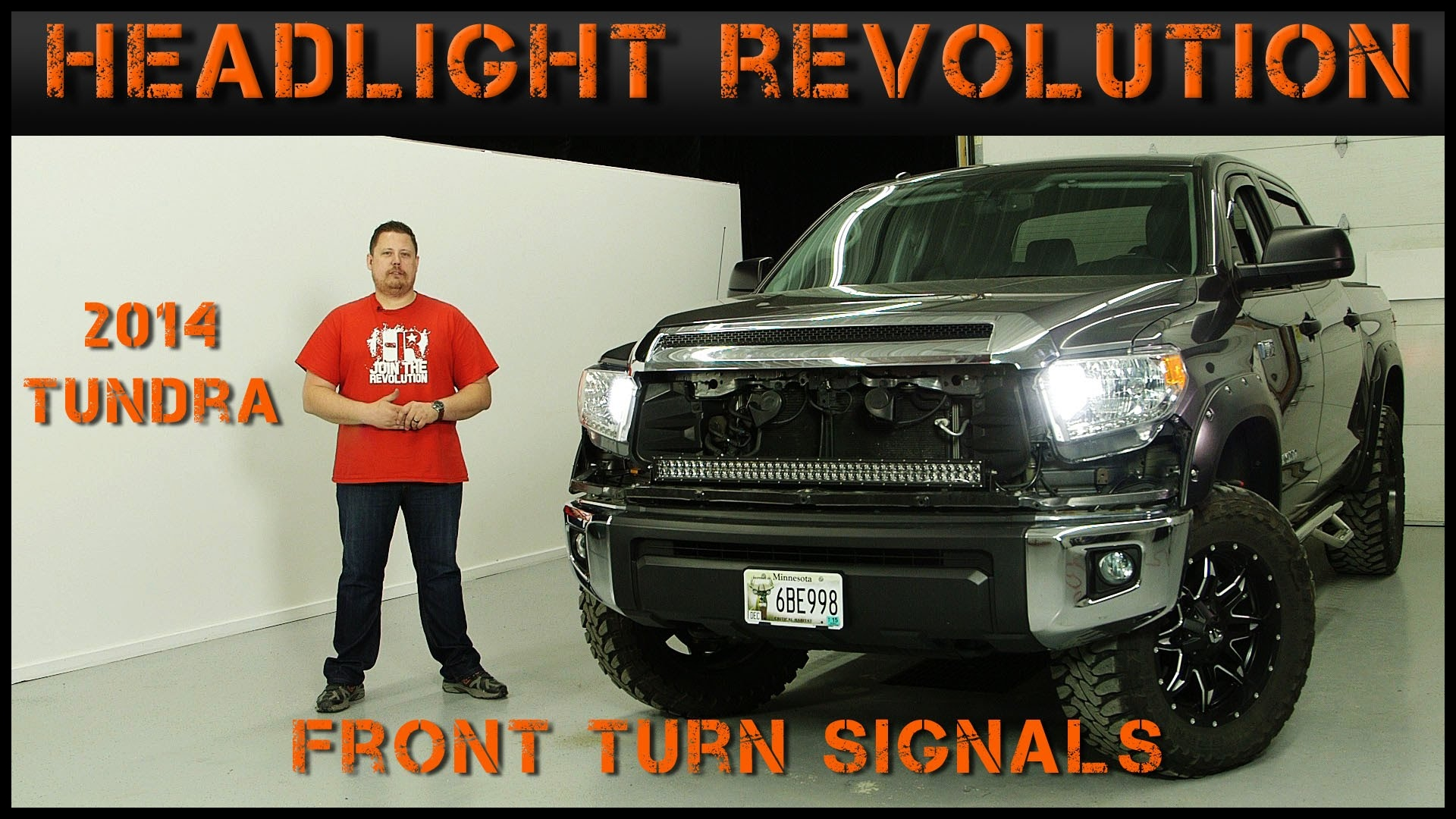 2014 2017 Toyota Tundra Front Turn Signals Tundra Video Series