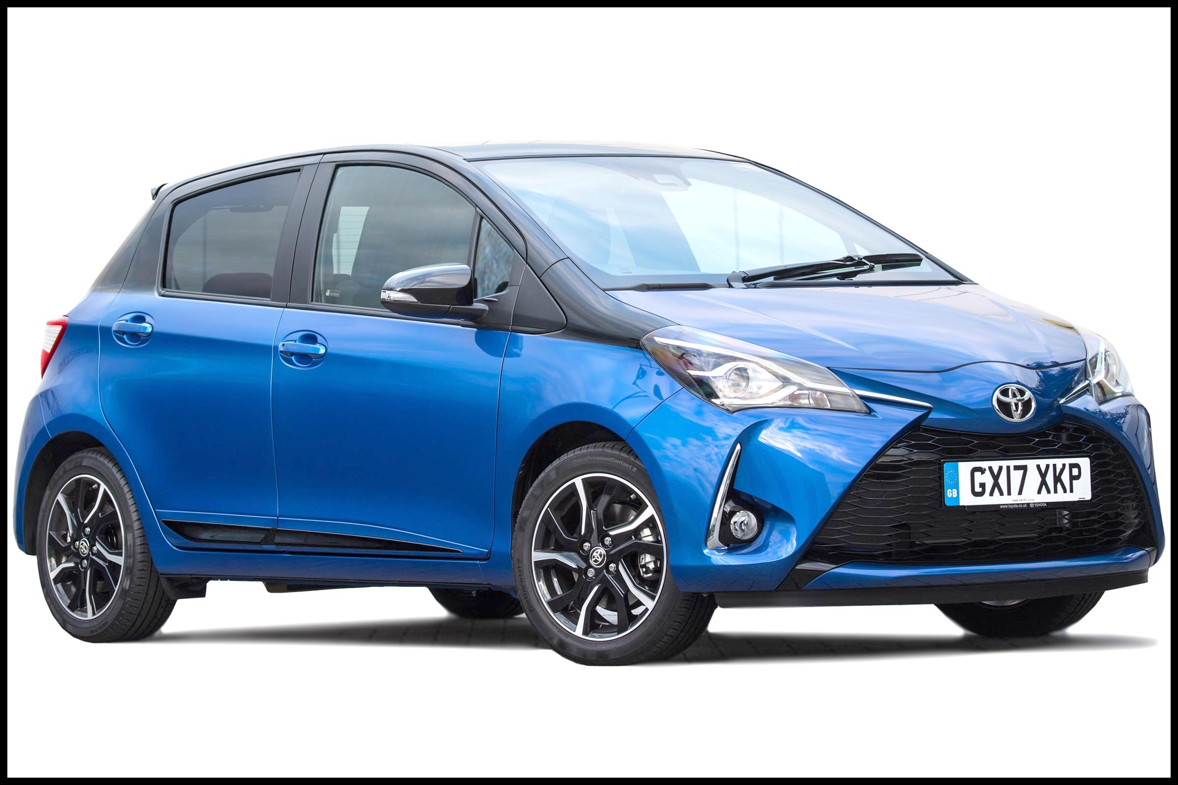 Toyota Yaris hatchback owner reviews MPG problems reliability performance