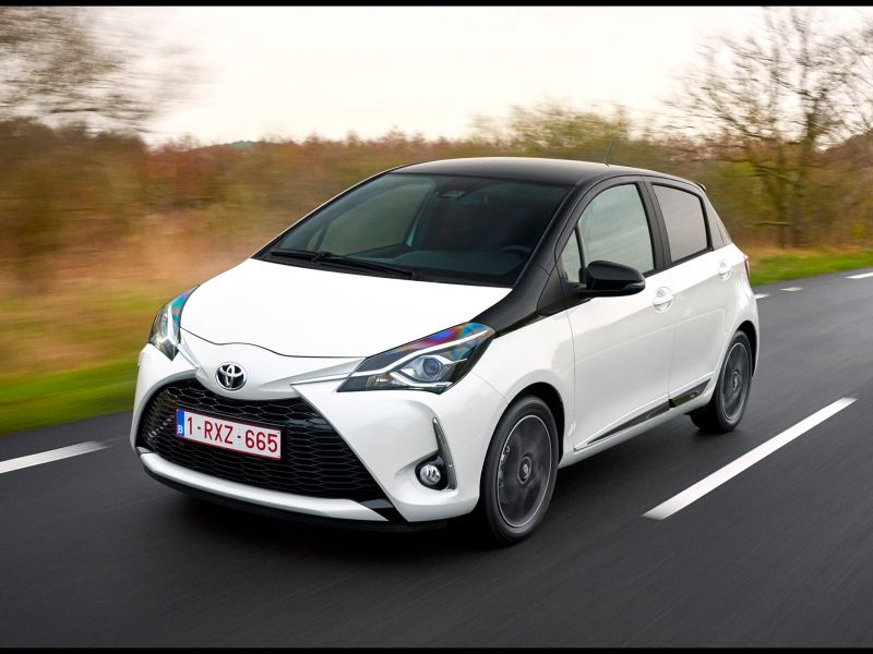 Toyota Yaris 1.4 Diesel Review